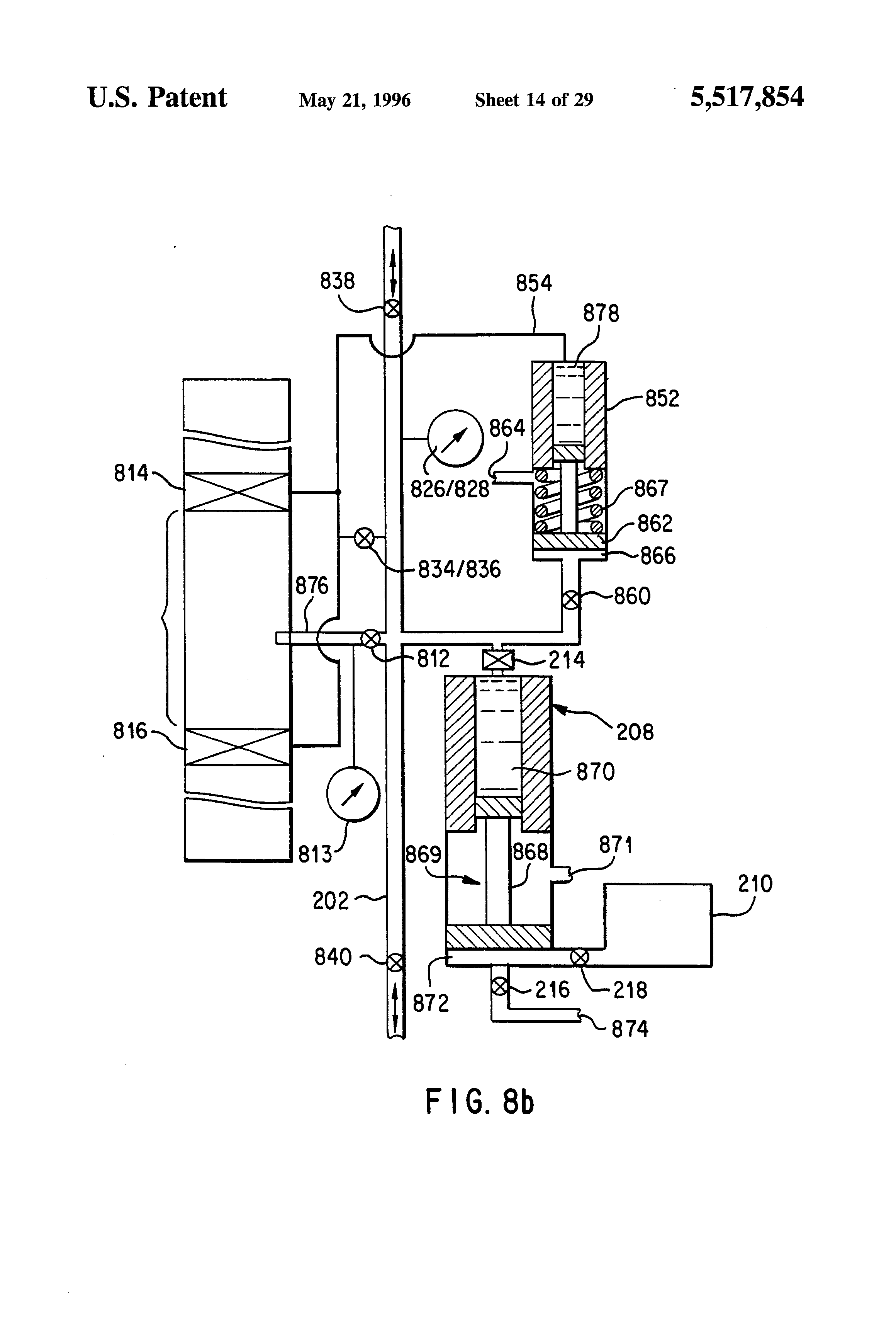 Patent Us5517854 Methods And Apparatus For Borehole Measurement Of Continuous Duty Solenoid Wiring Diagram Drawing