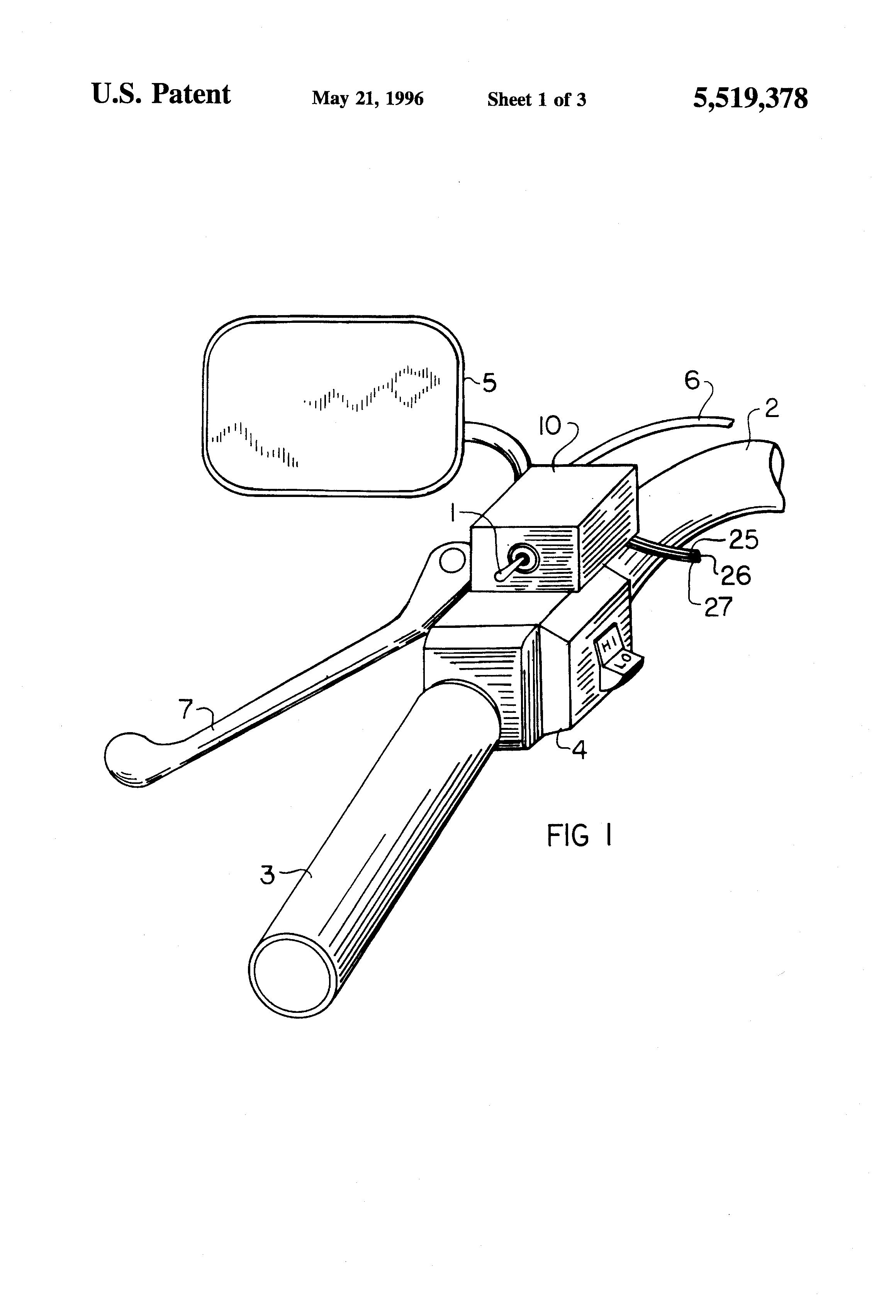 patent us5519378