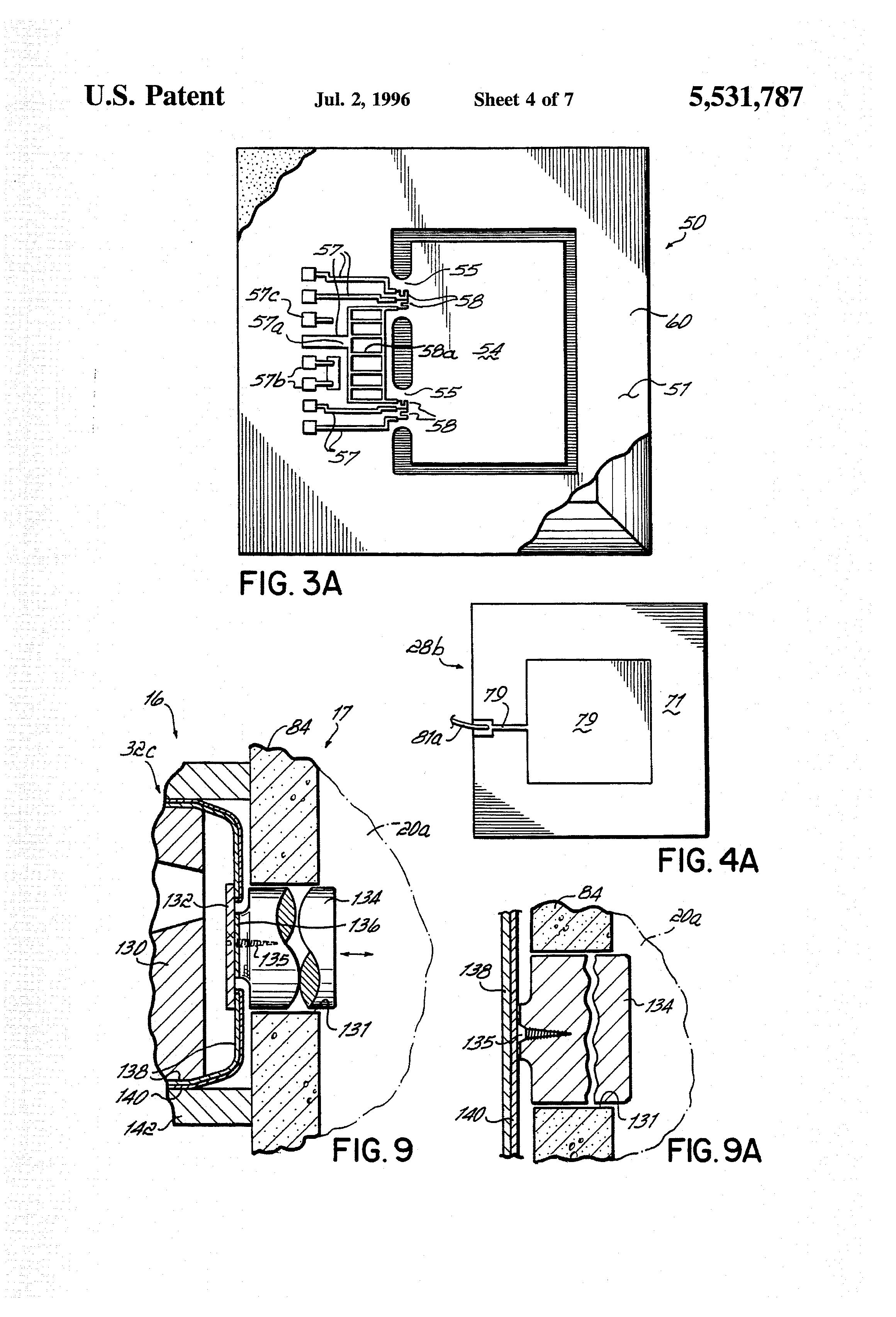 patent us5531787