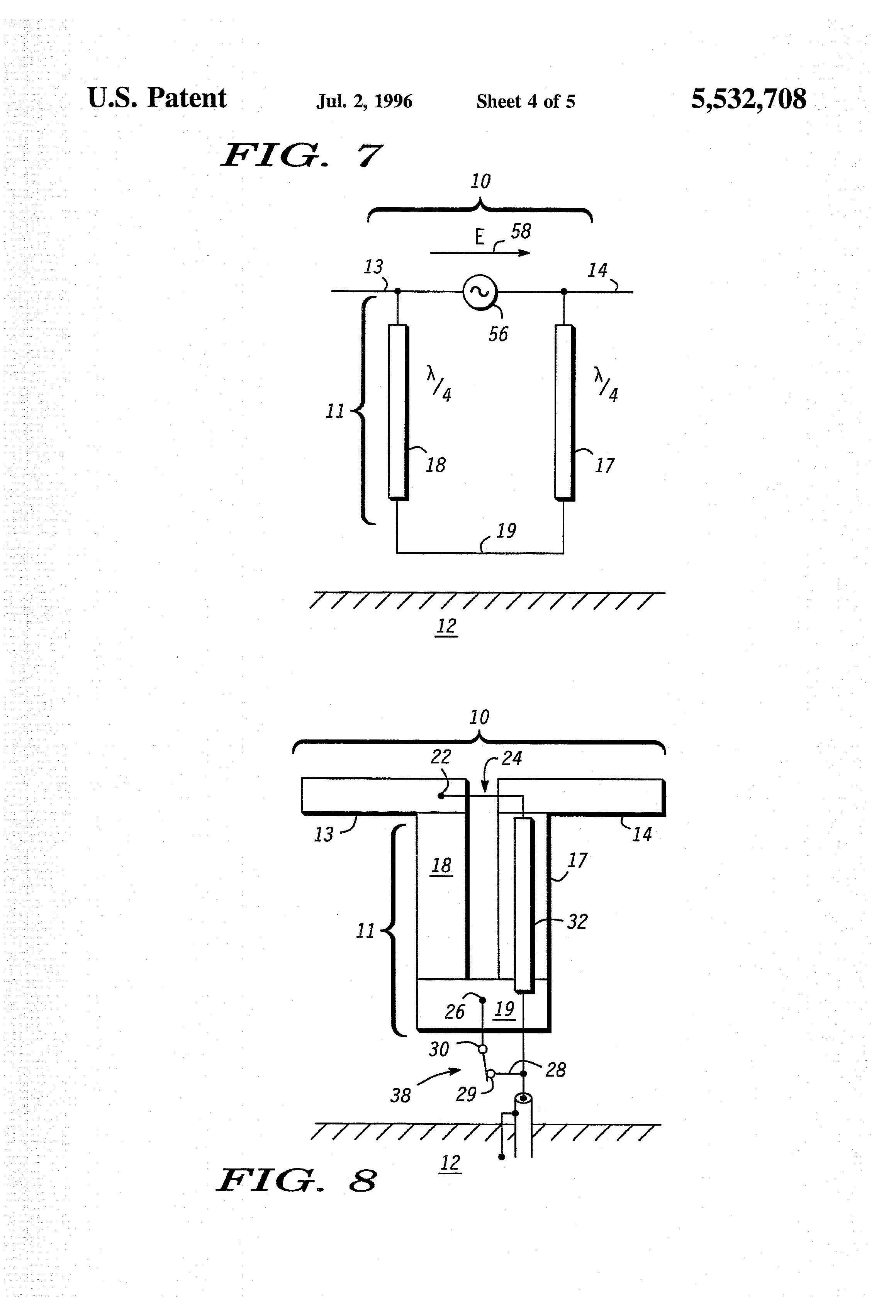 patent us5532708