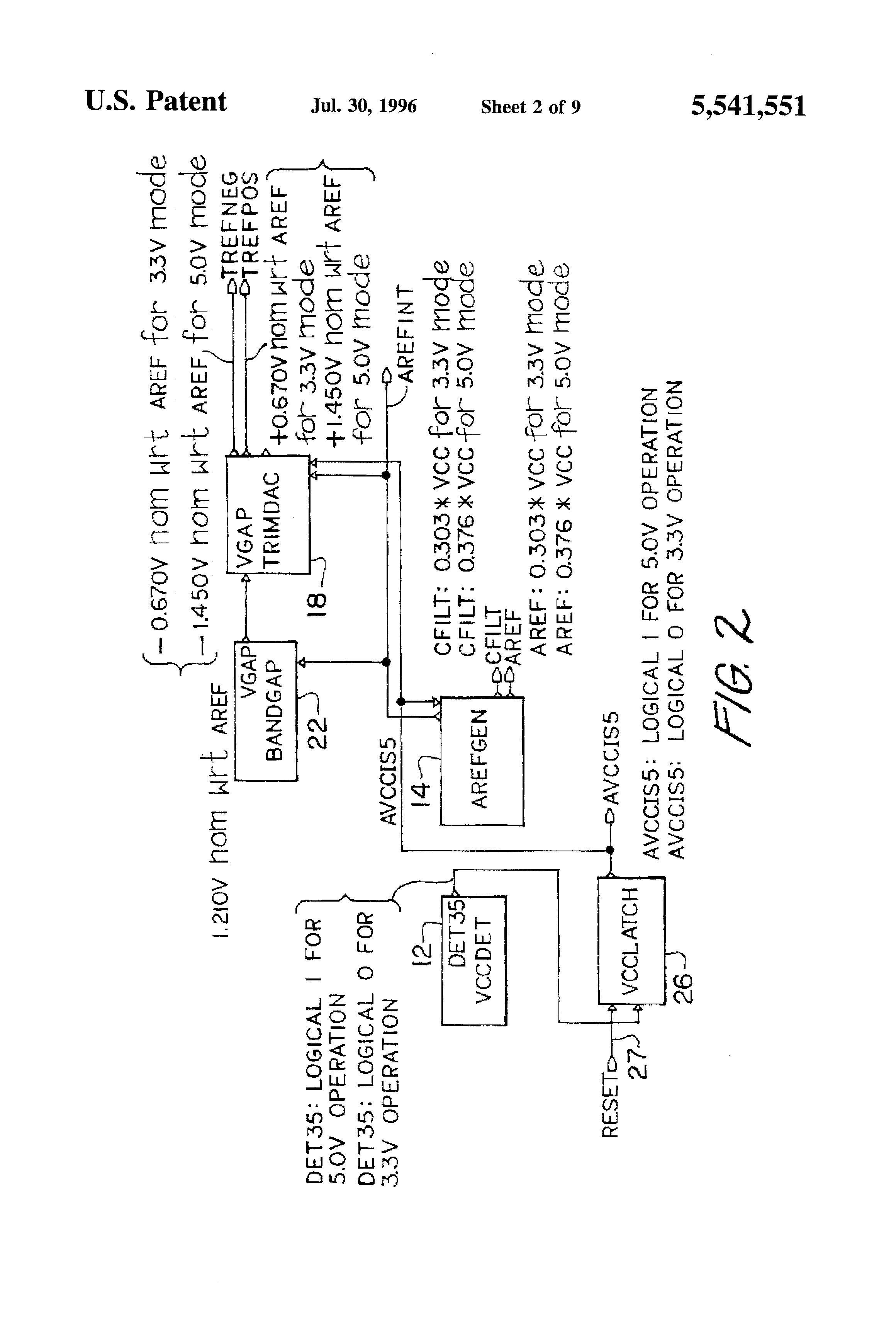 patent us5541551