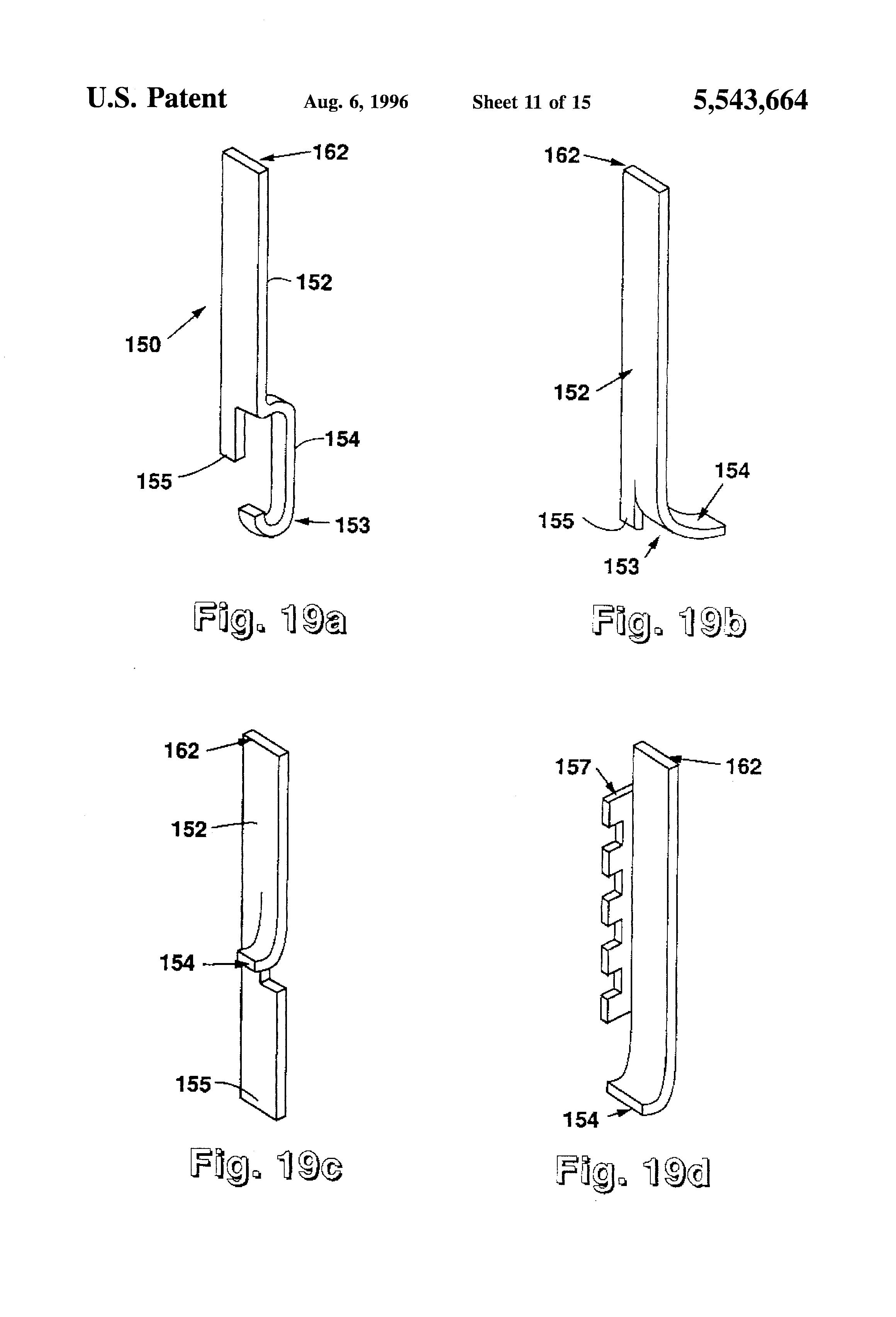 patente us5543664