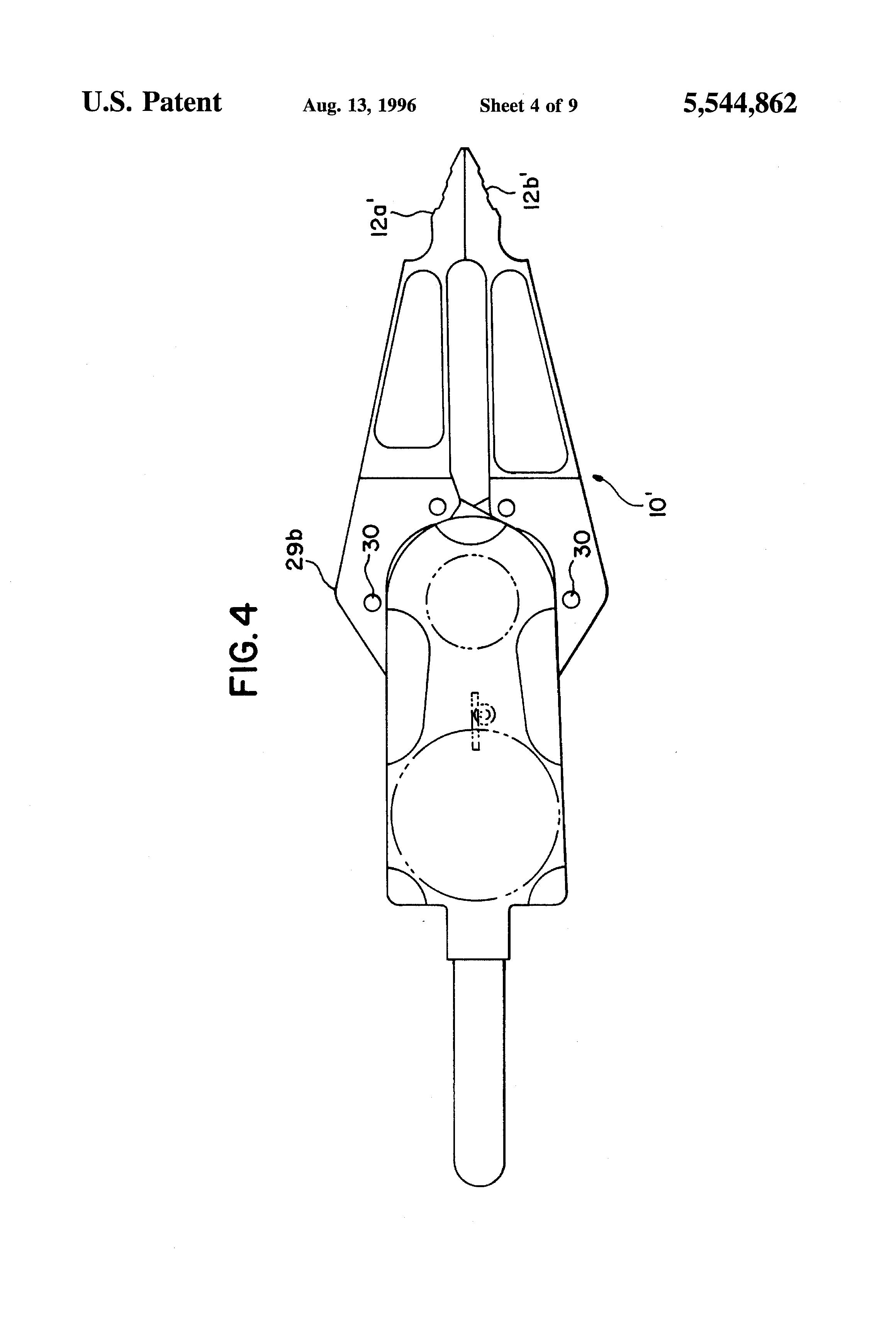 Patent Us5544862 Rescue Tool Google Patents