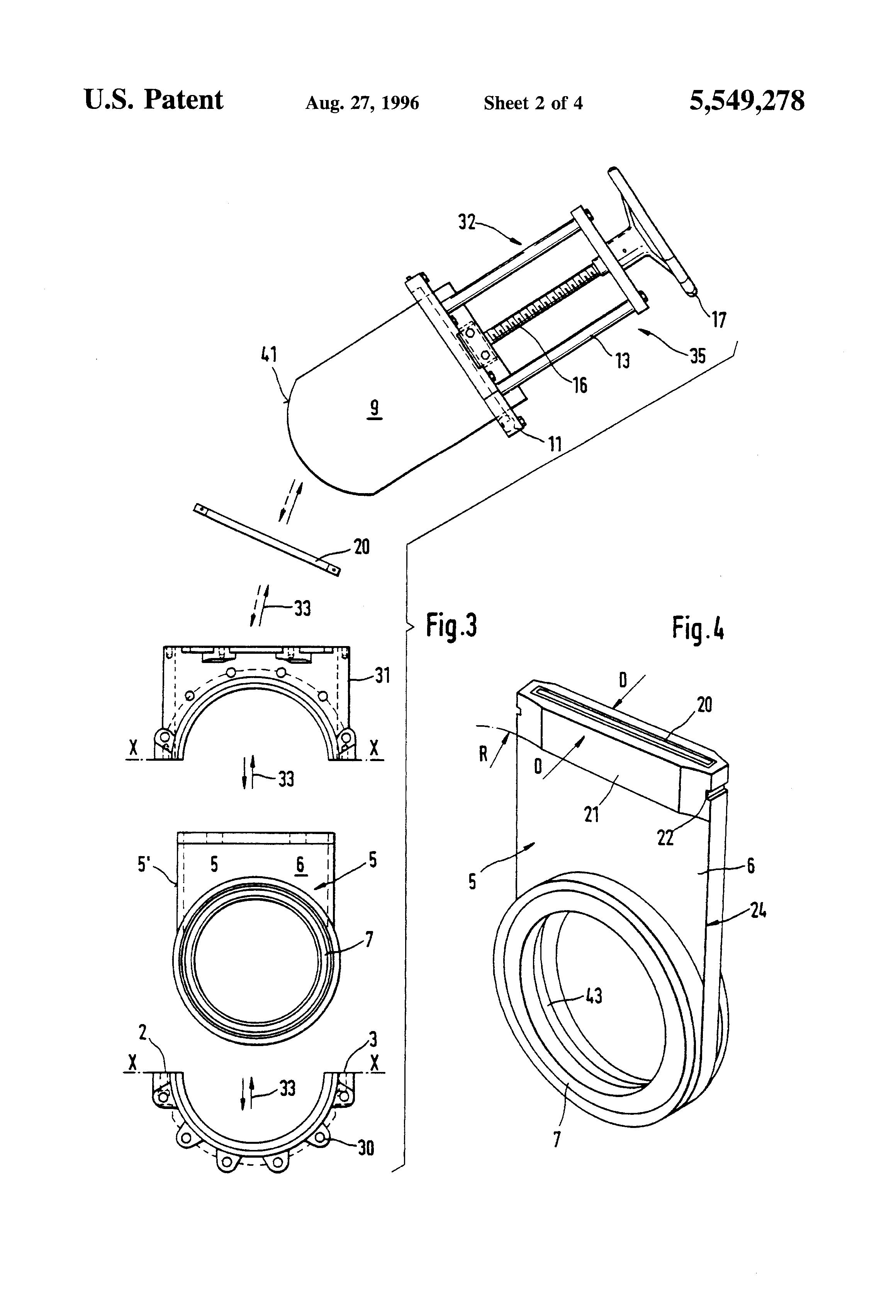 patent us5549278 - parallel-slide gate valve - google patents slide valve wiring diagram