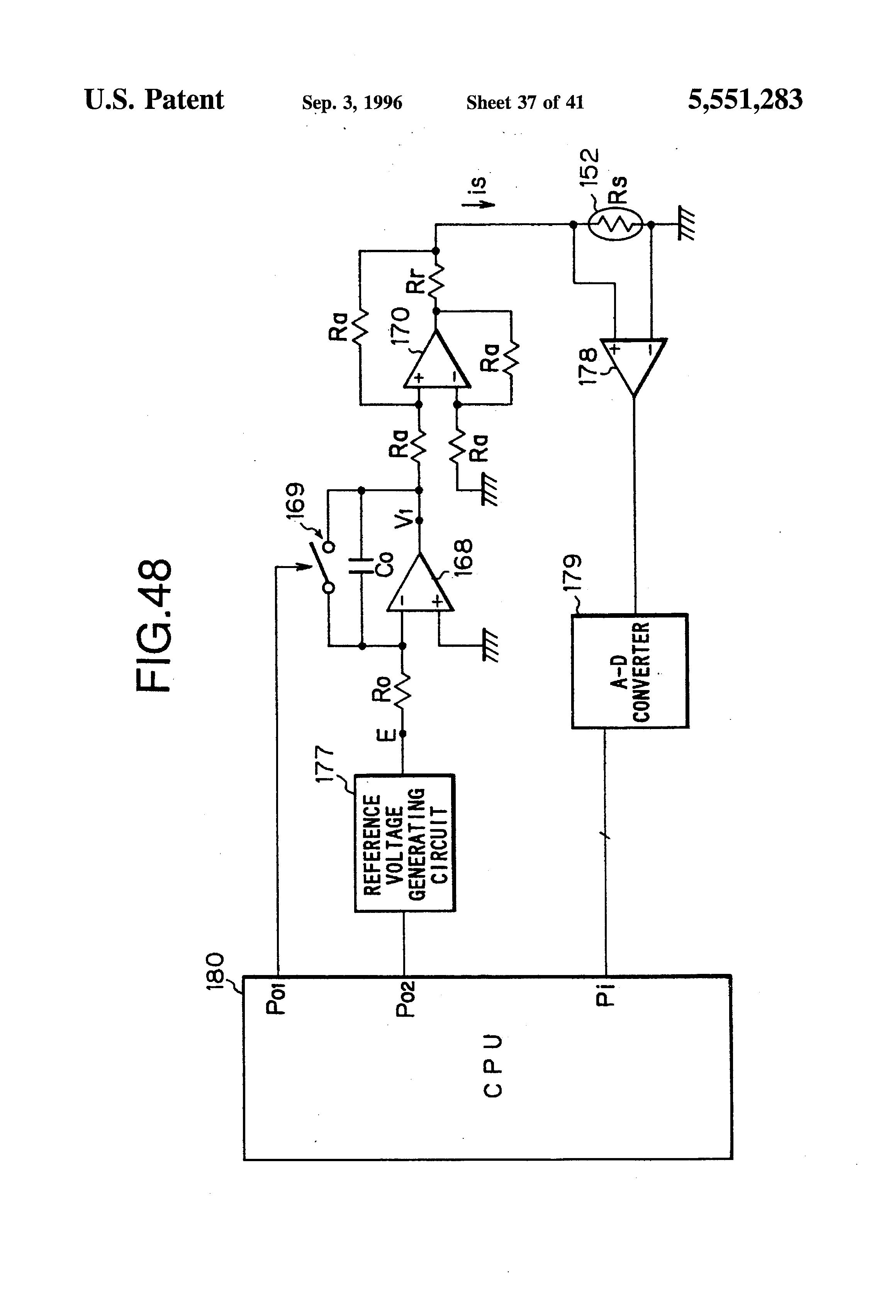 patent us5551283