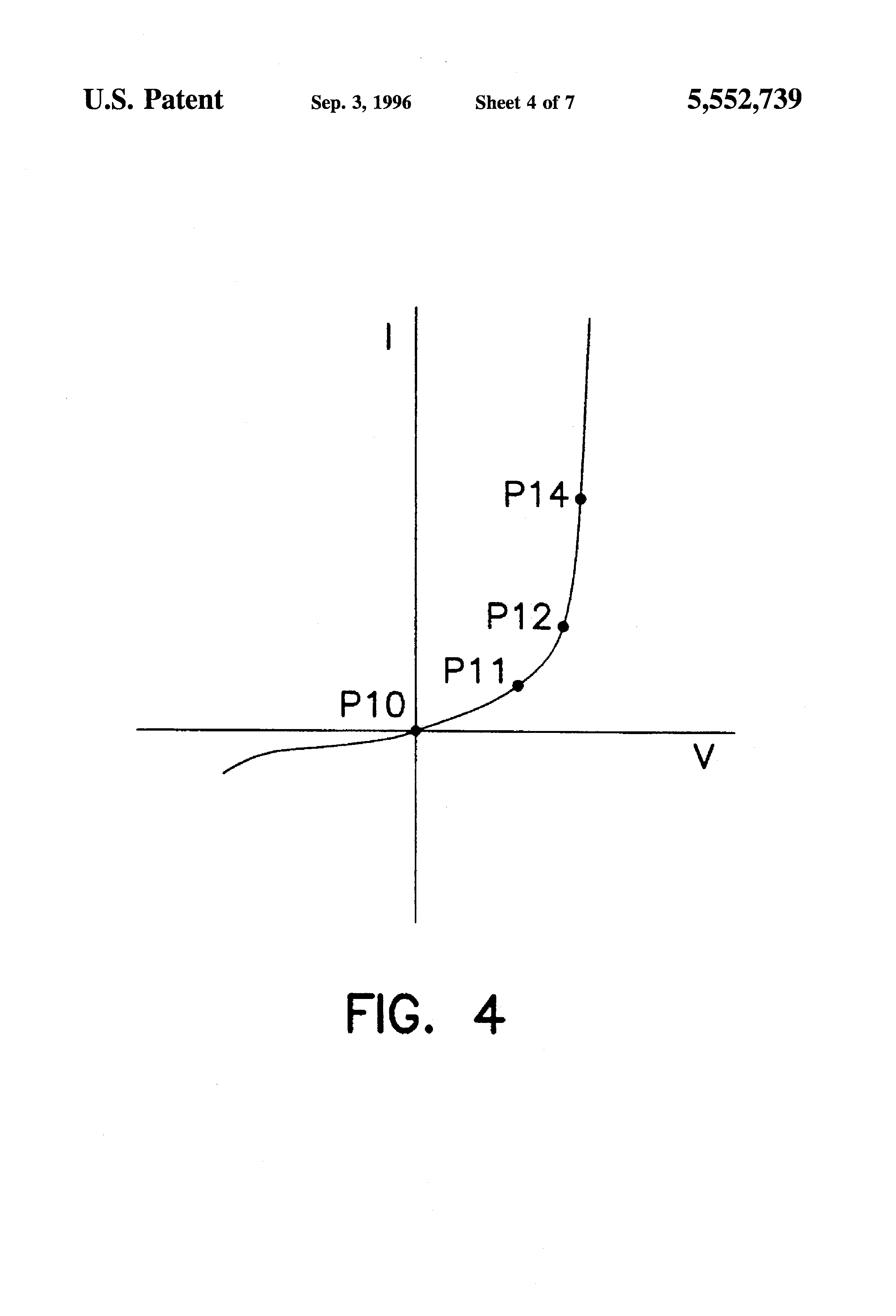 Patent Us5552739 Integrated Circuit Power Supply Having Piecewise Temperaturecompensated Diode Input Detector 555 Drawing