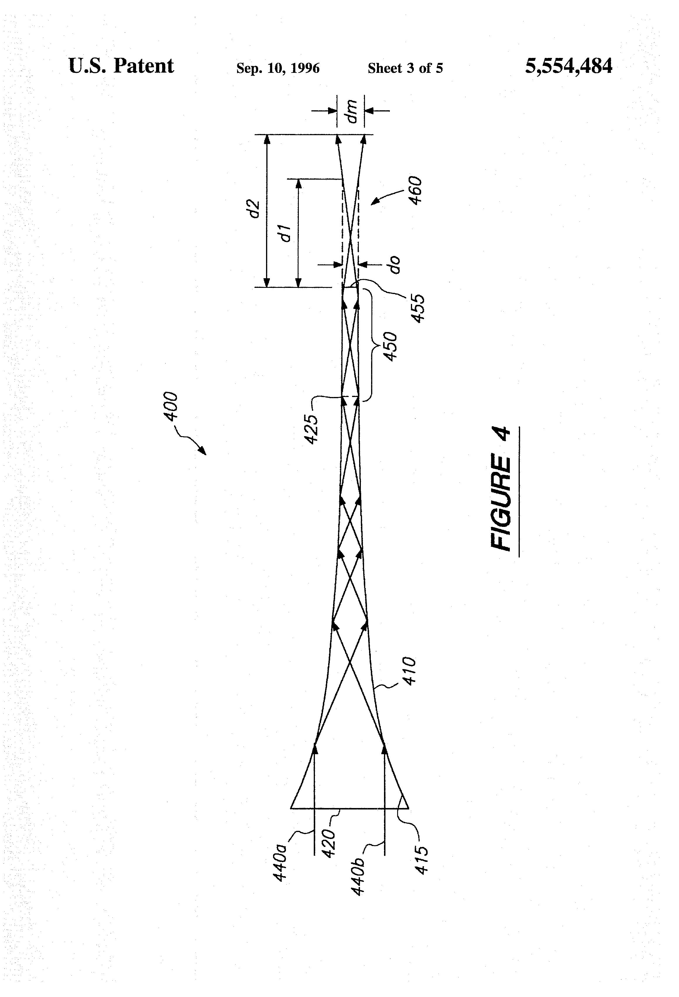 patent us5554484