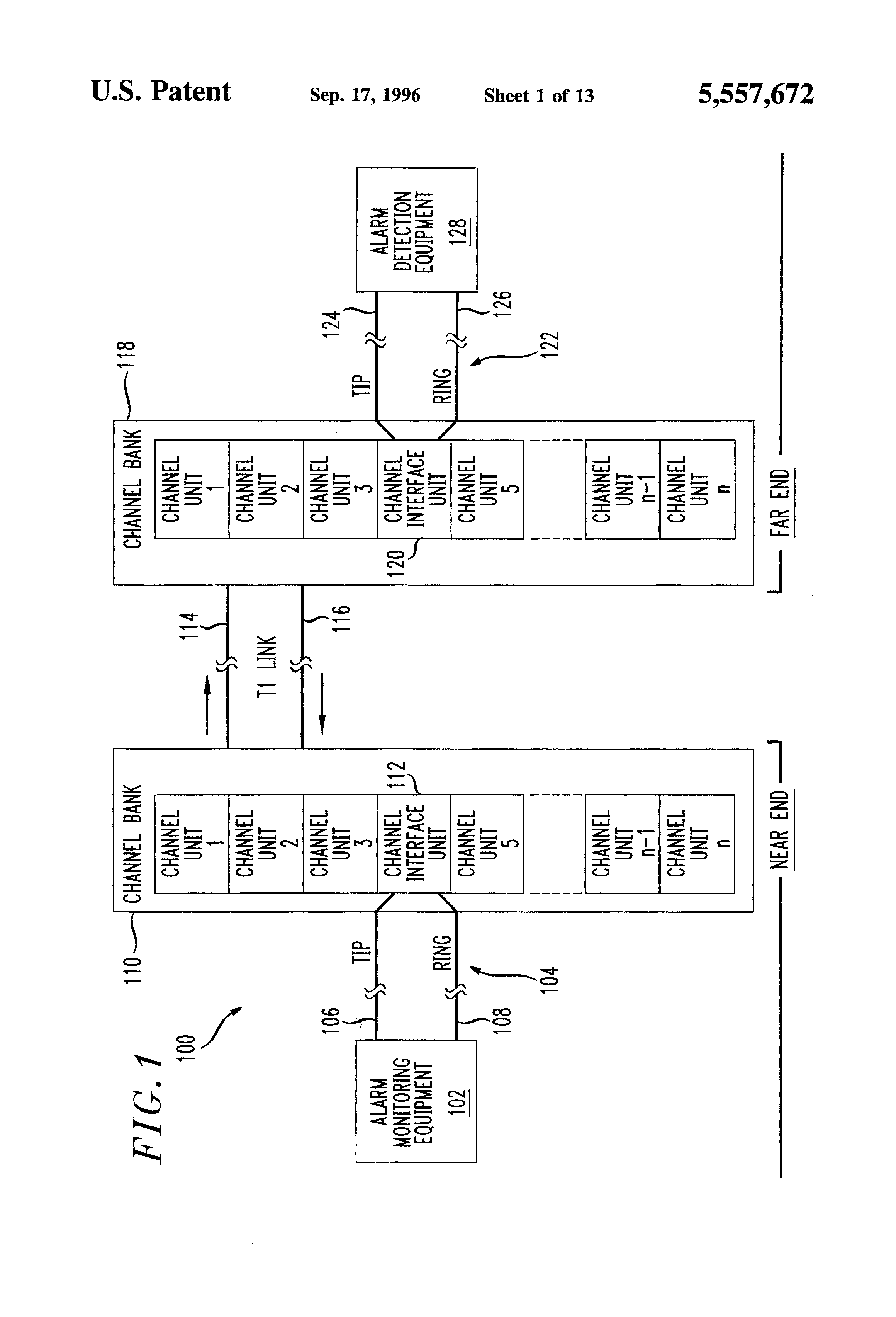Patente Us5557672 Channel Interface Unit Google Patentes 555watchdogtimercircuit Watchdogtimeralarm Controlcircuit Patent Drawing