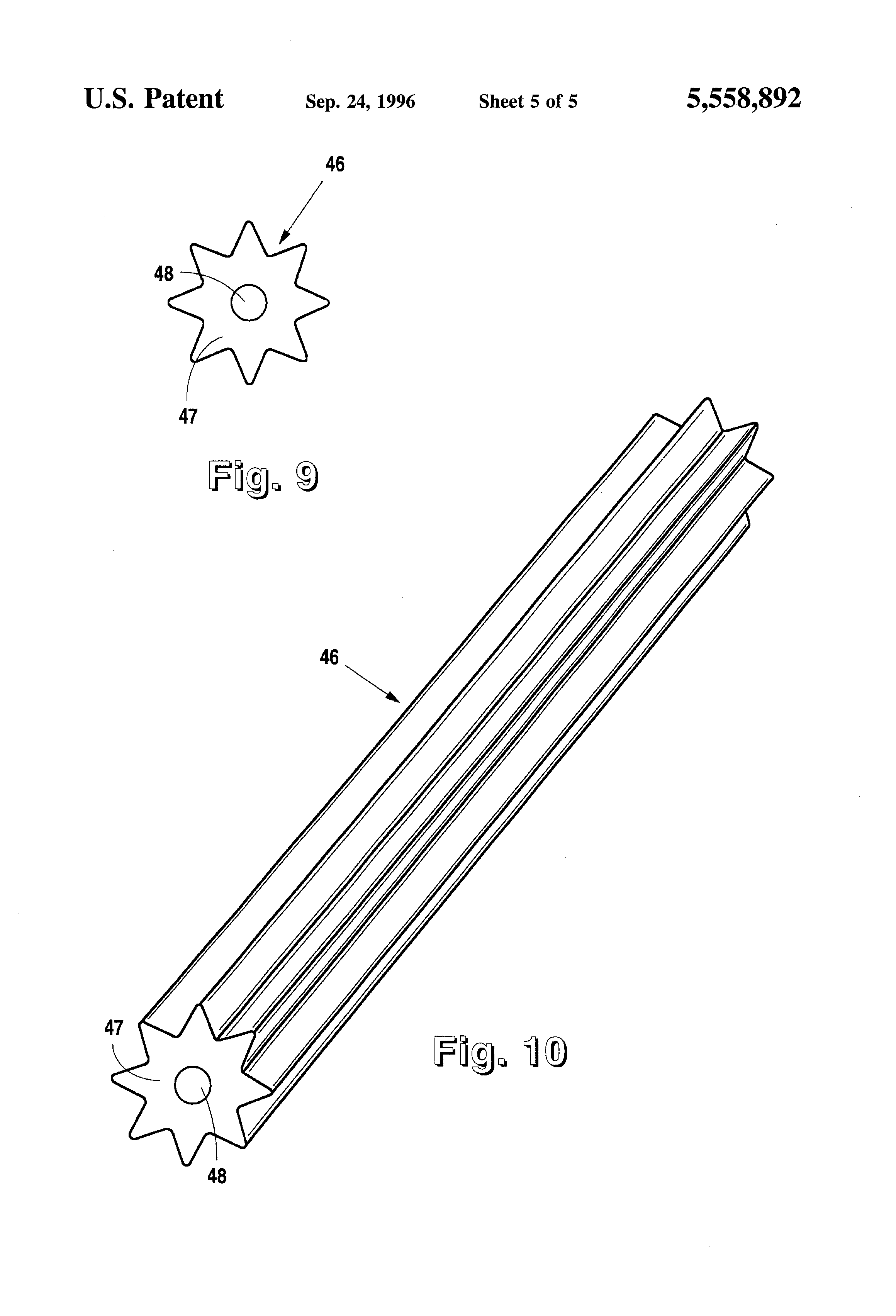 Patent Us5558892 Method And Apparatus For Making Churros
