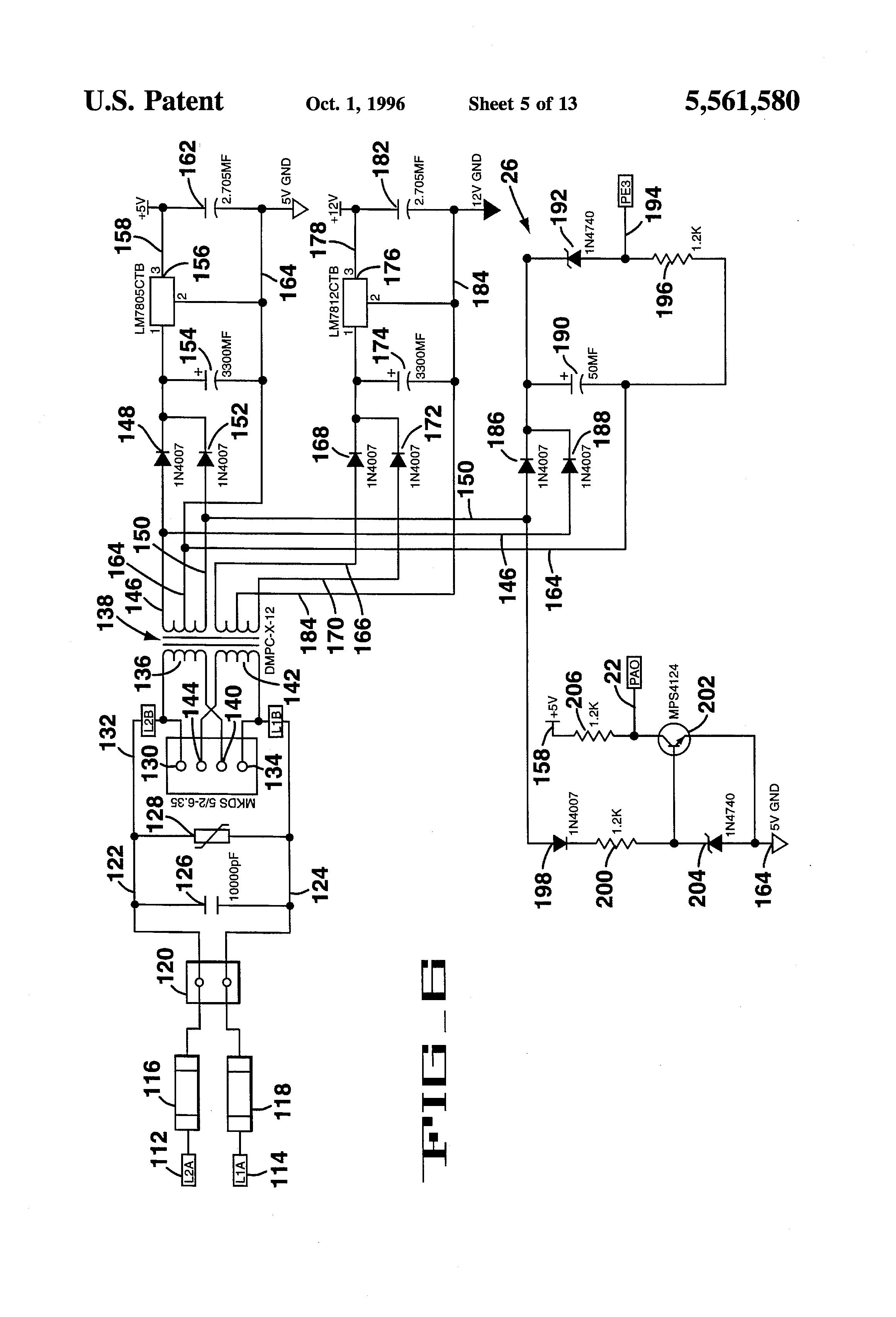 patent us5561580