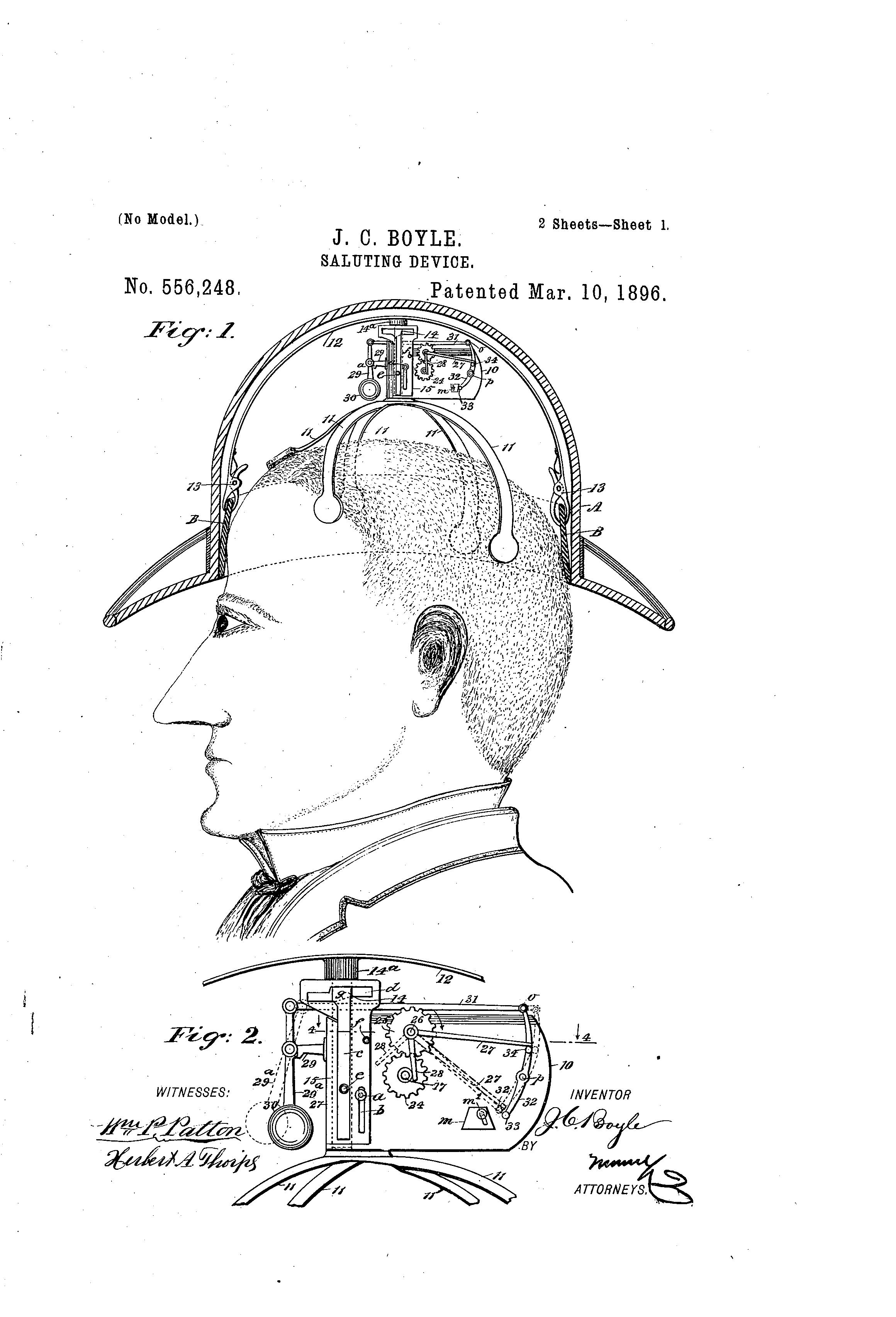 Colitz Wacky Patent December 2015