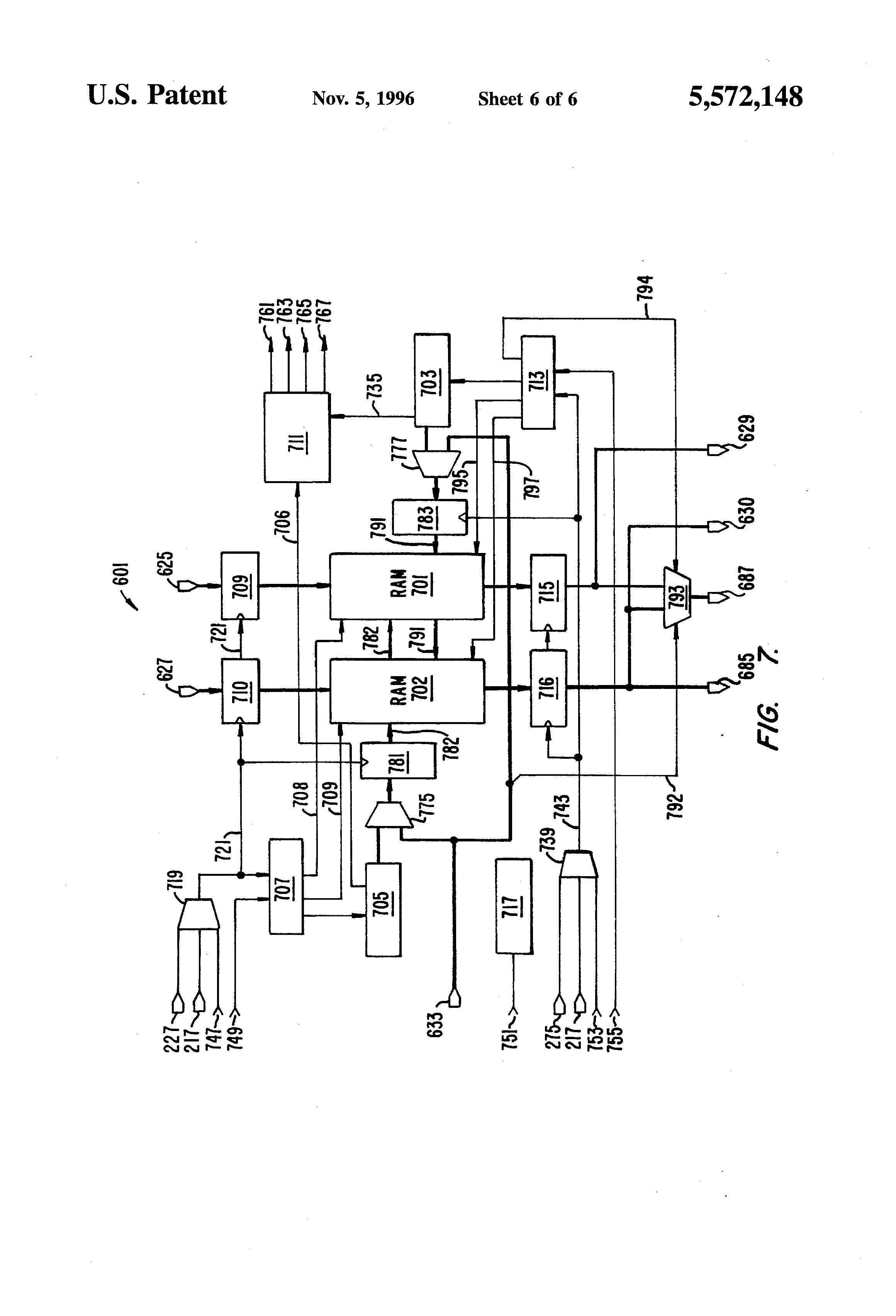 patent us5572148