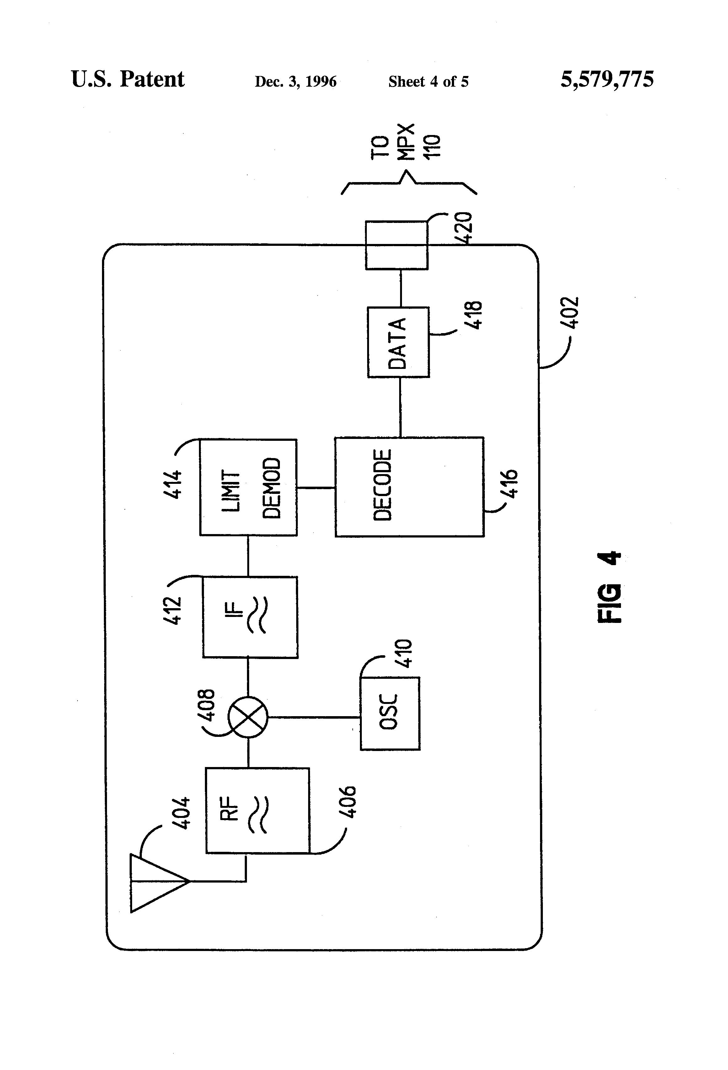 patent us5579775
