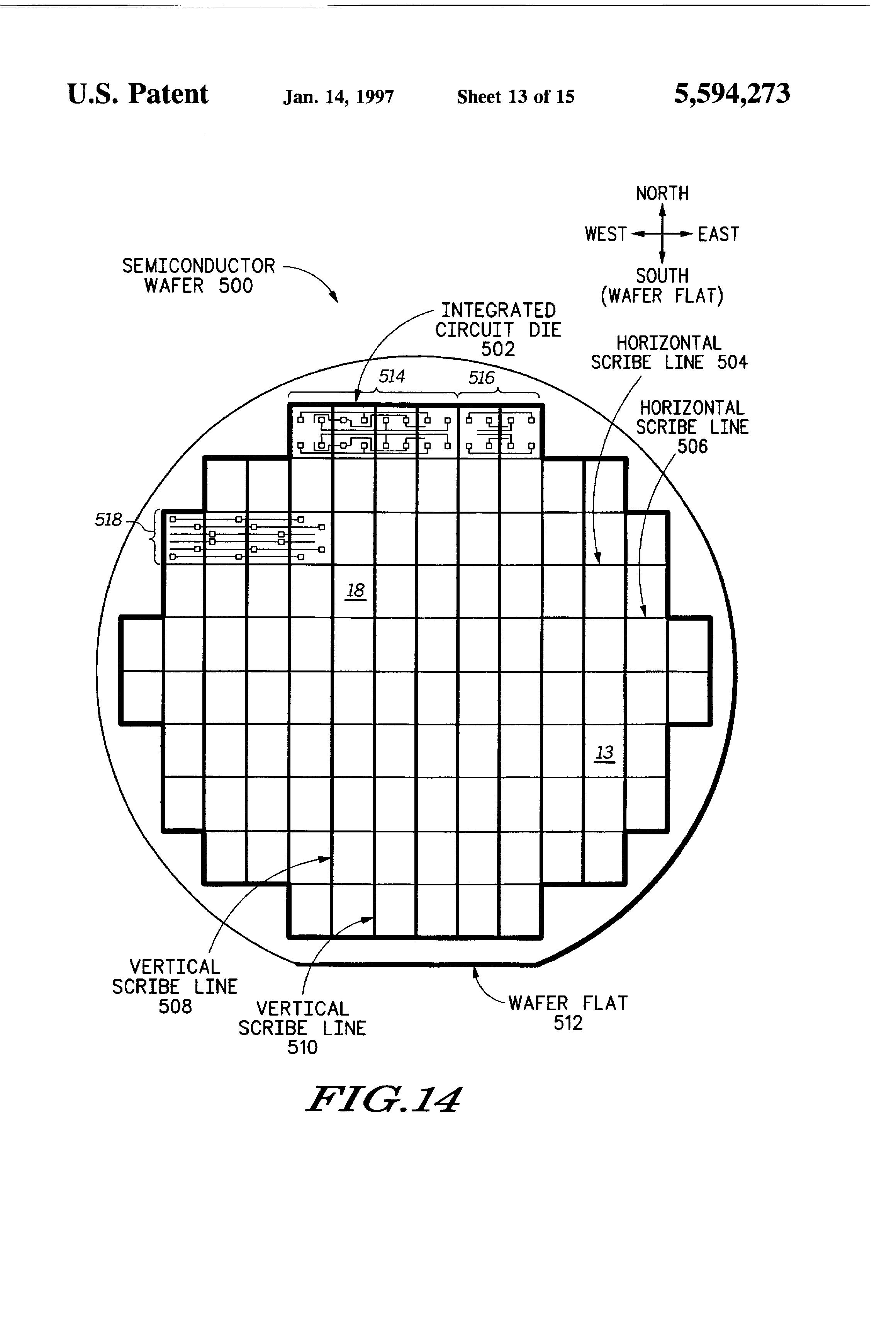 patent us5594273