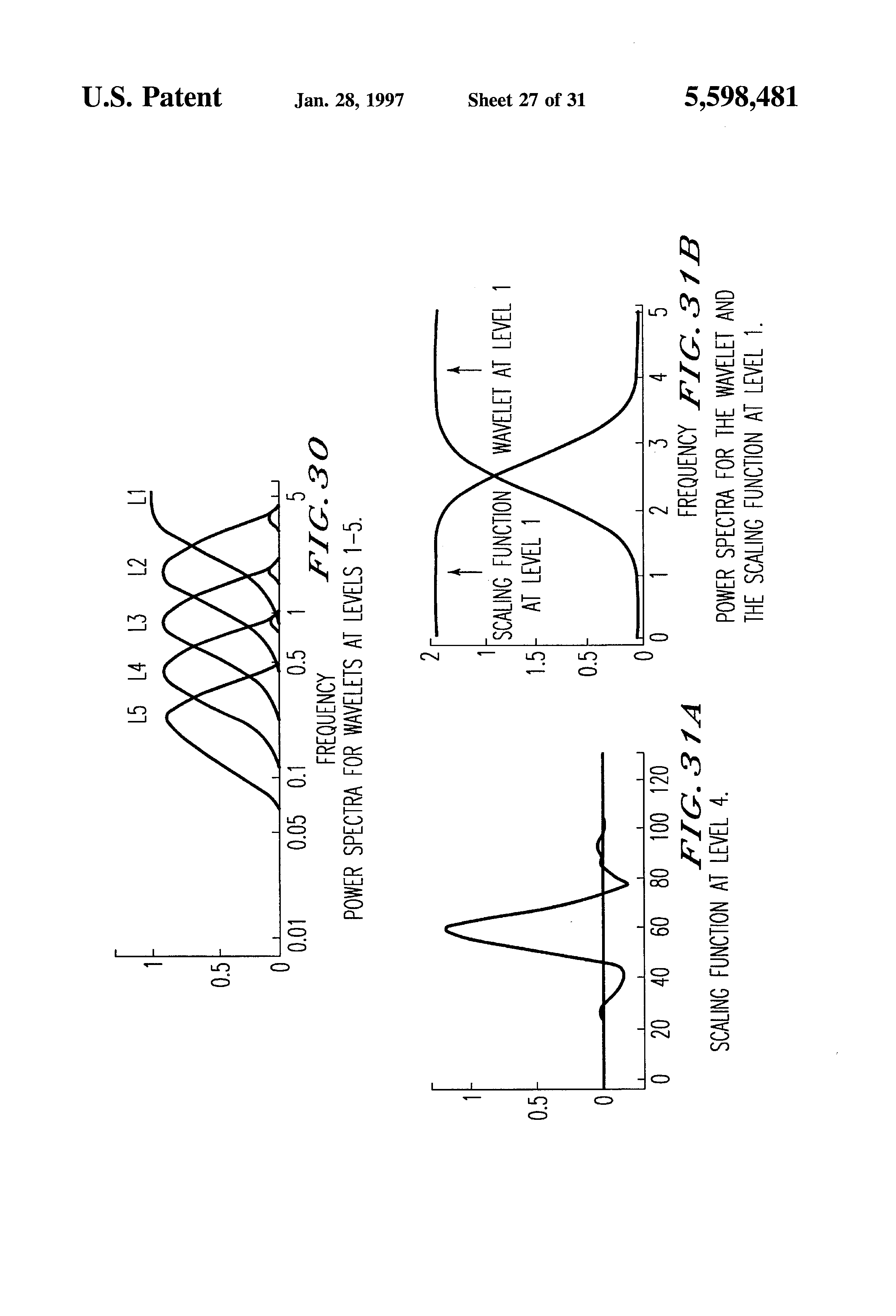 Patent US5598481 - Computer-aided method for image feature