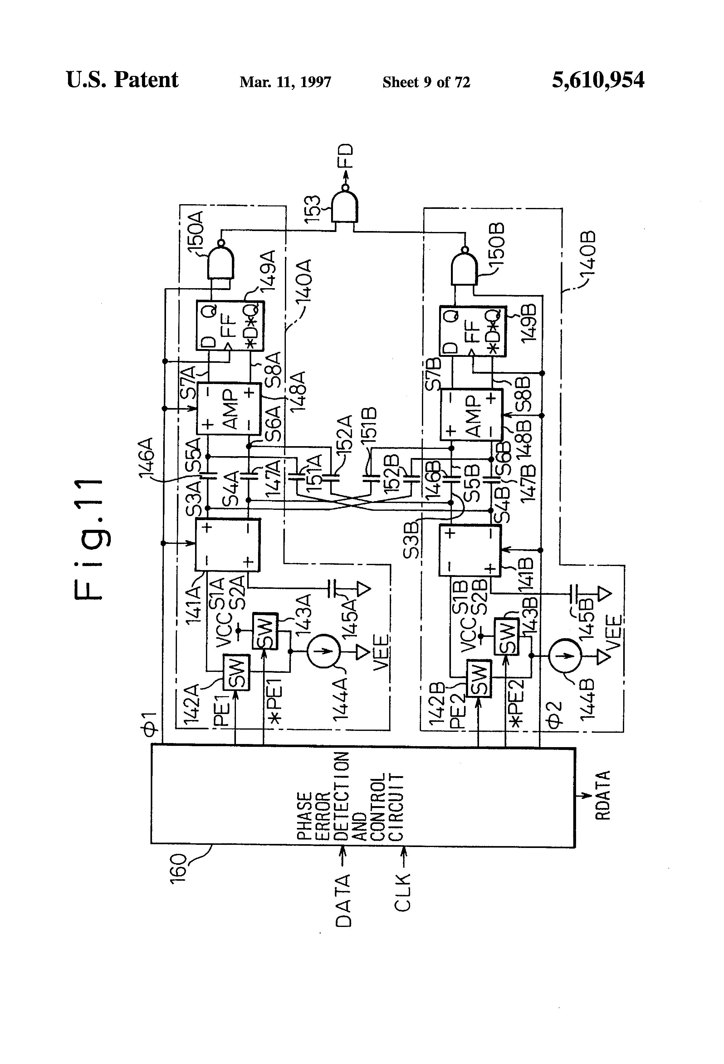 patent us5610954