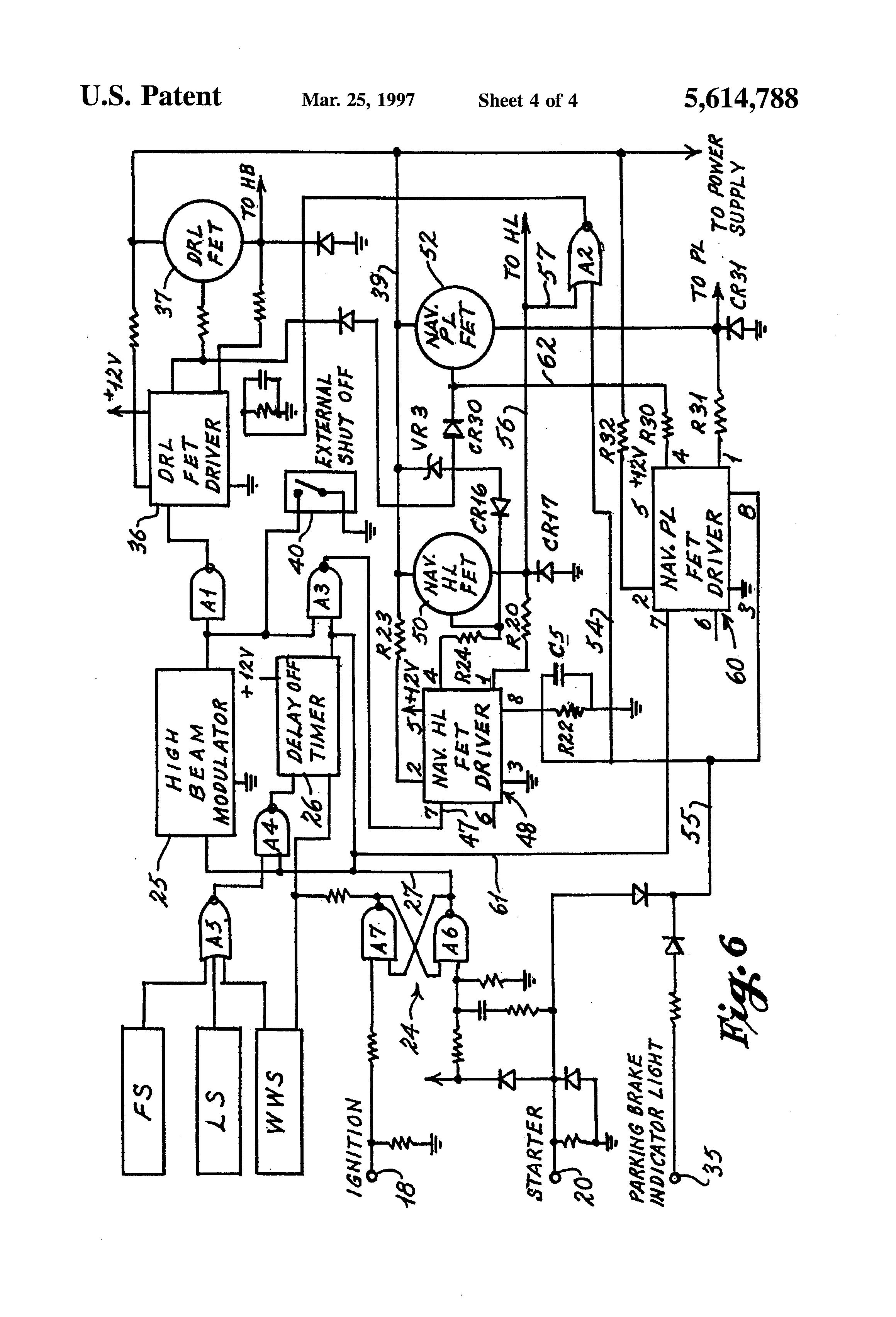 patent us5614788