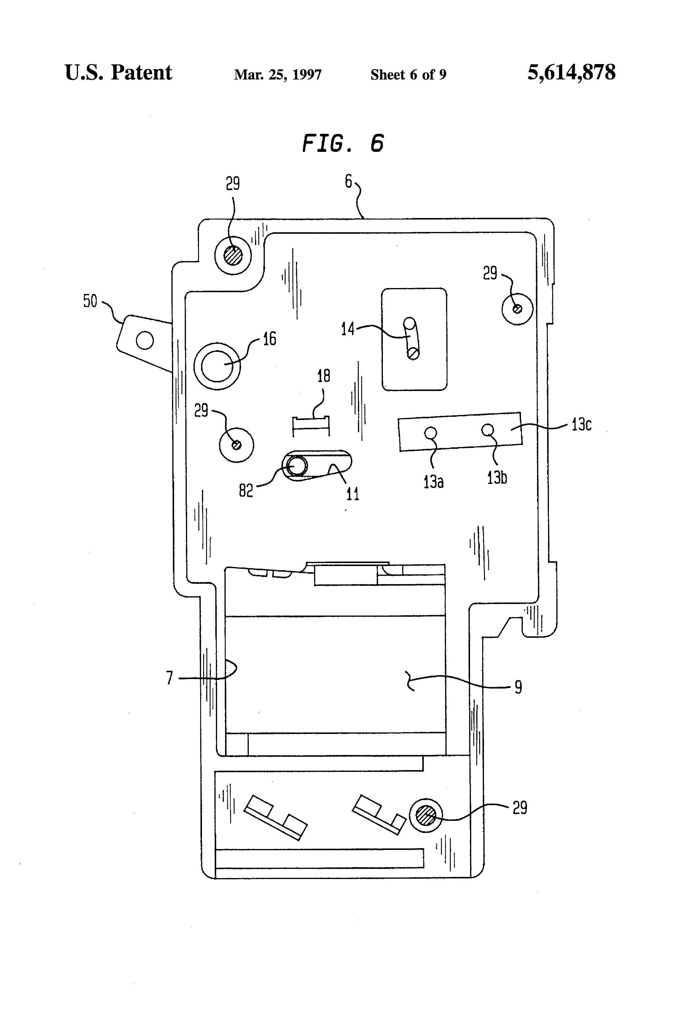 patent us5614878