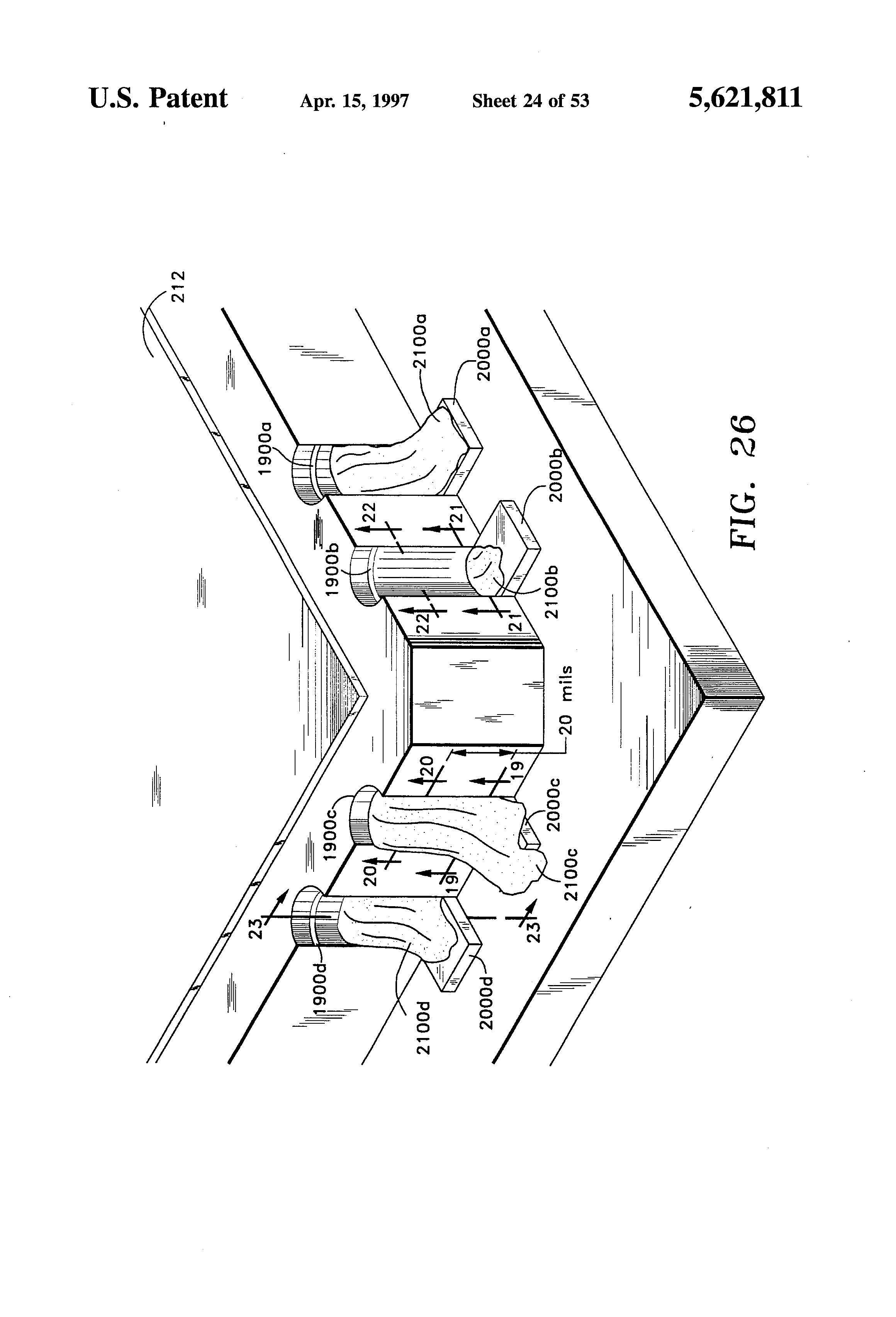 patent us5621811