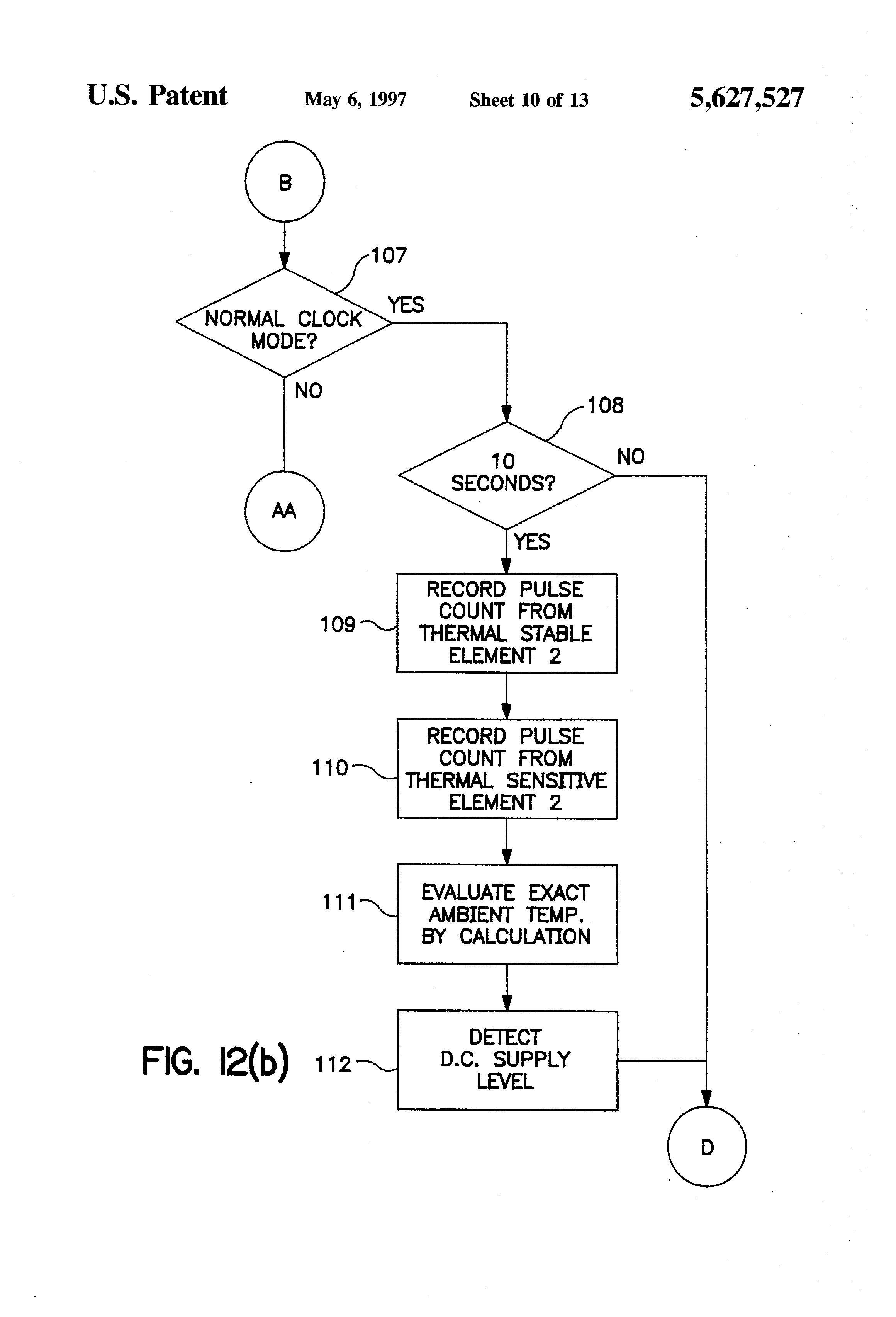patent us5627527 thermostatically controlled remote control for a rh google com na