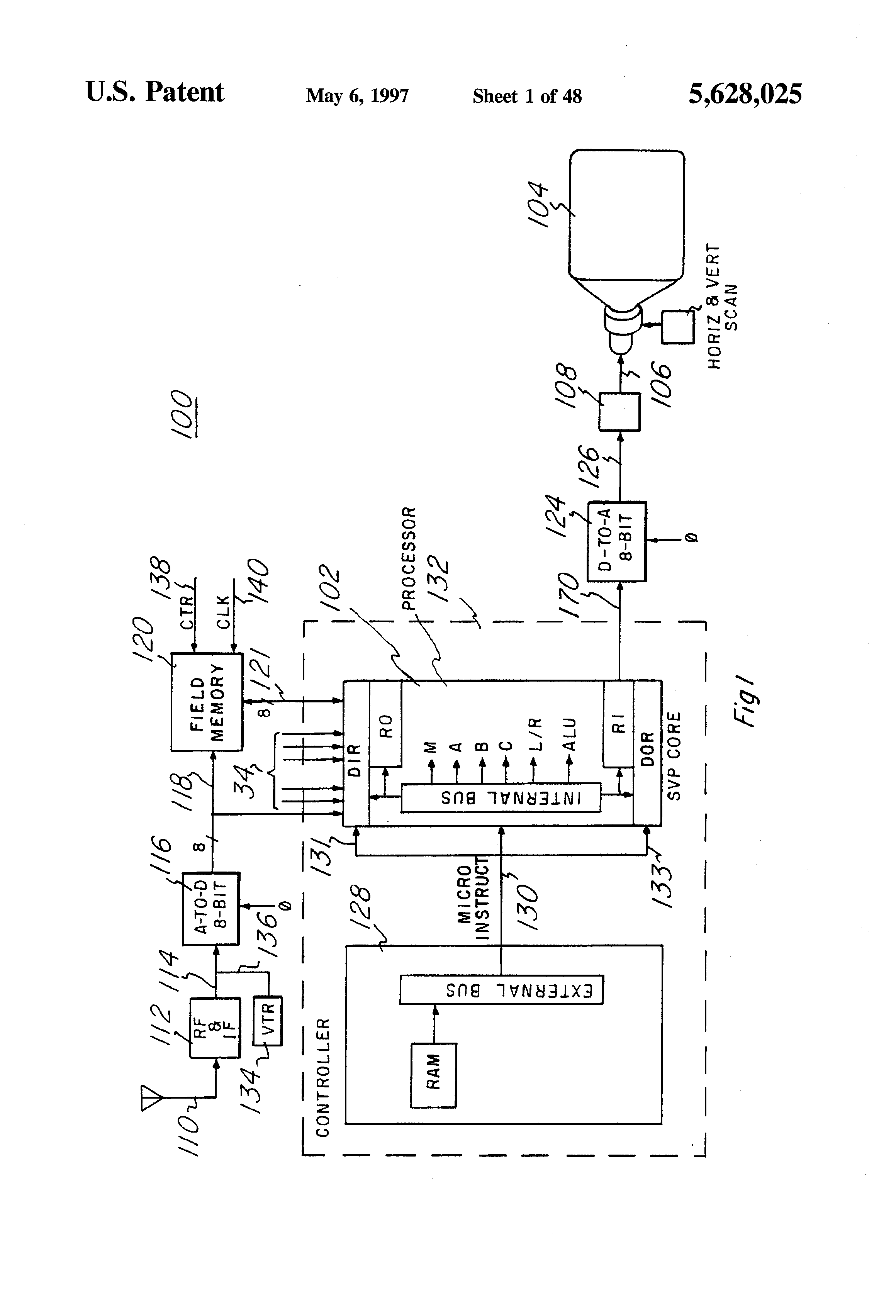 Patent Us5628025 Timing And Control Circuit Method For A 1 Bit Alu Logic Diagram Drawing