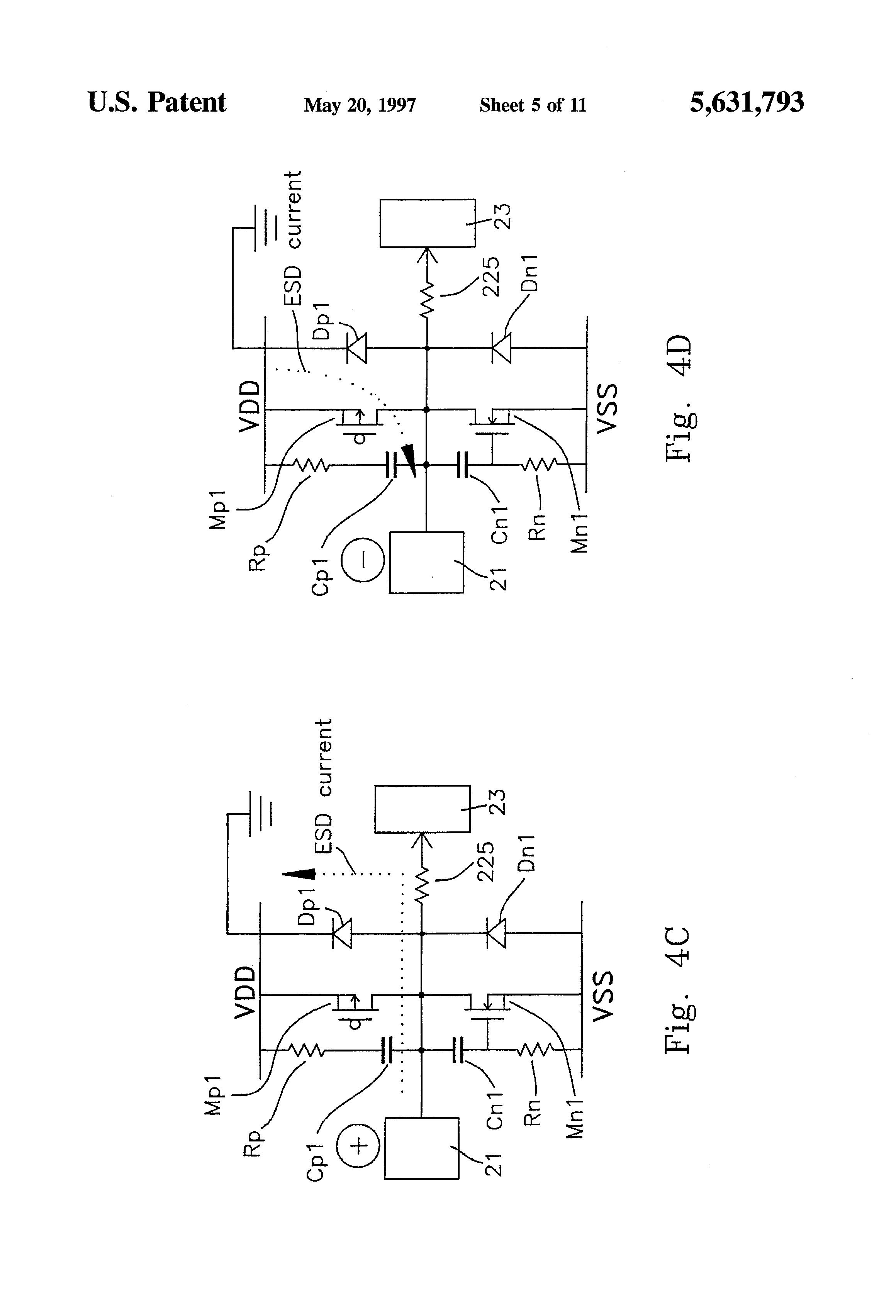 patent us5631793