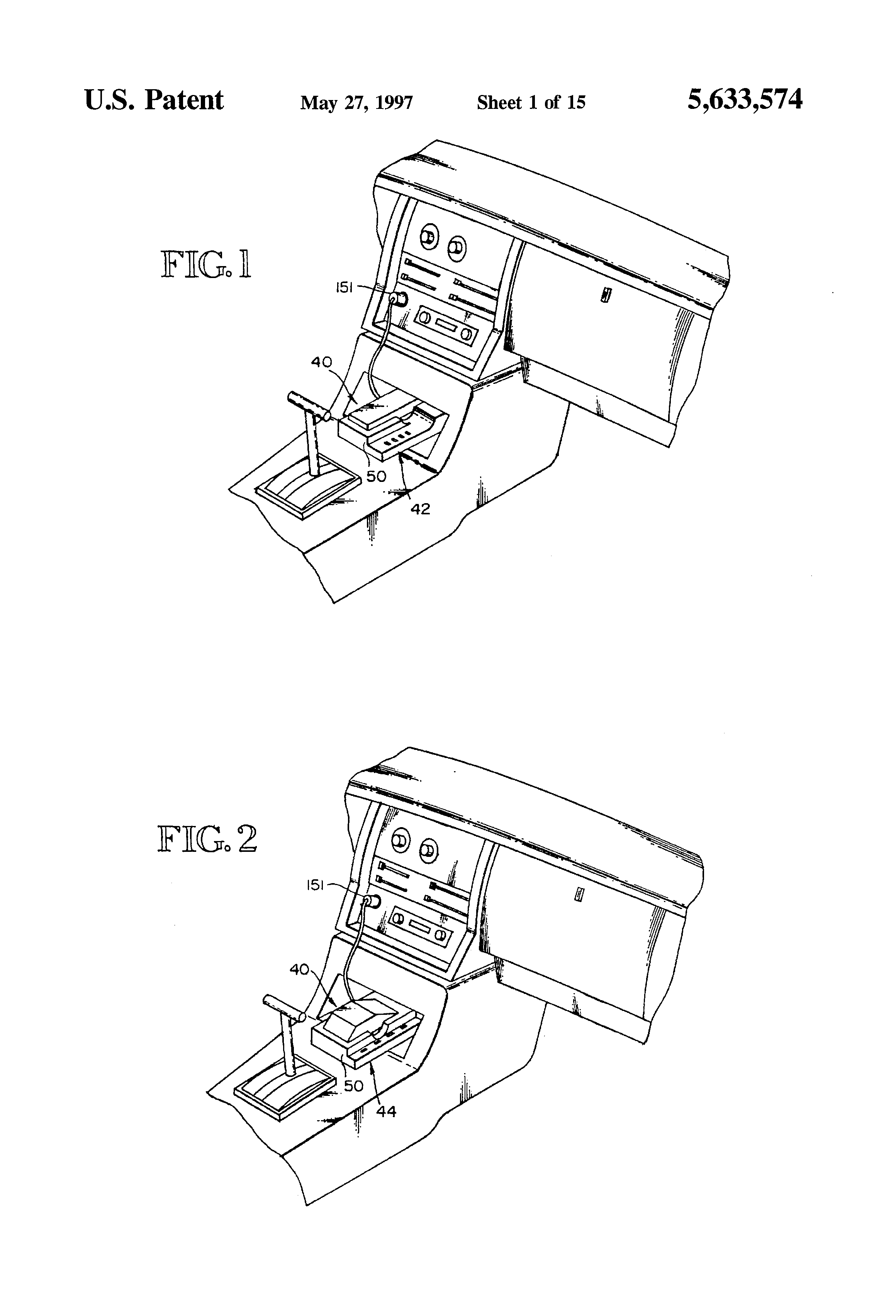 patent us5633574 - pulse-charge battery charger
