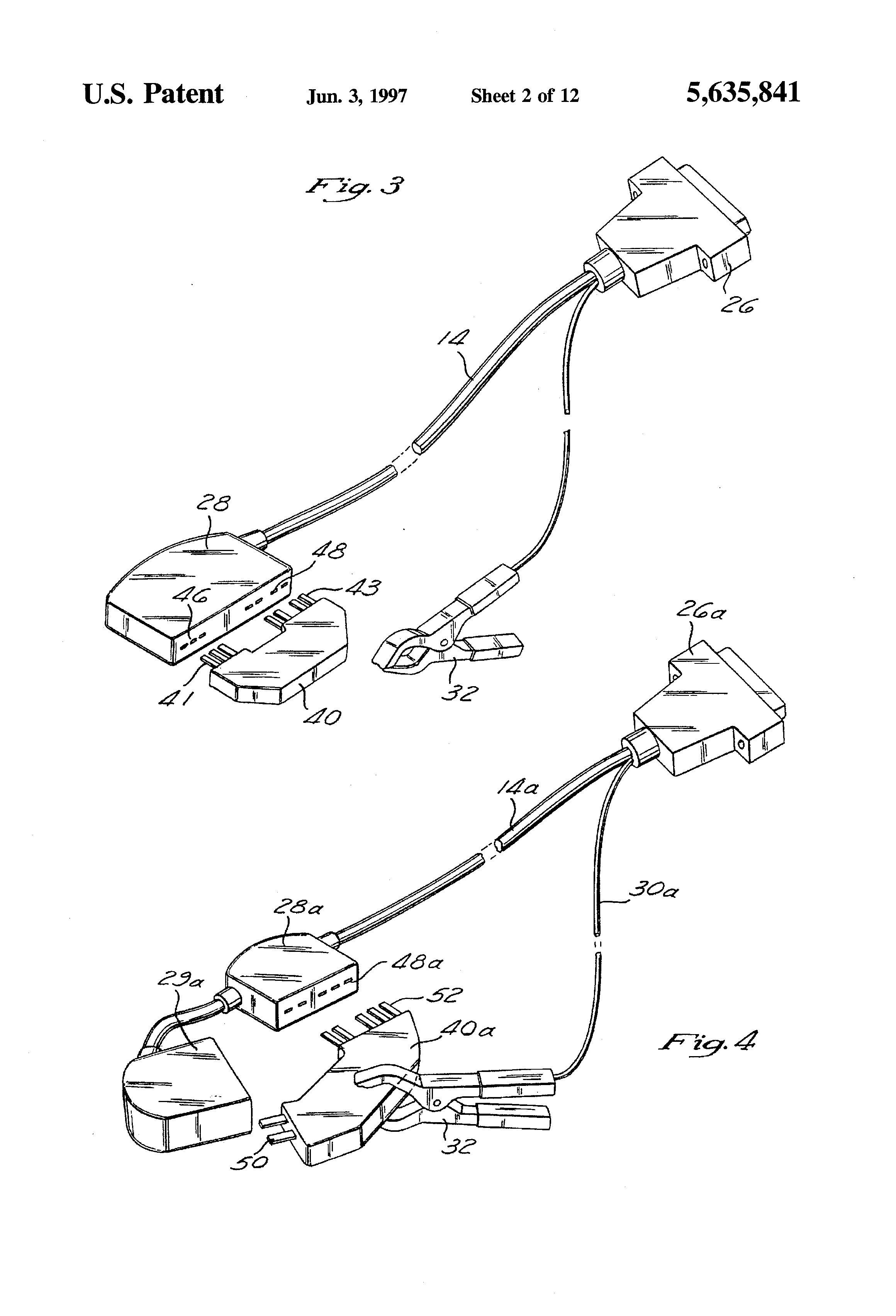 Patent Us5635841 Electronic Ignition Control Module Test