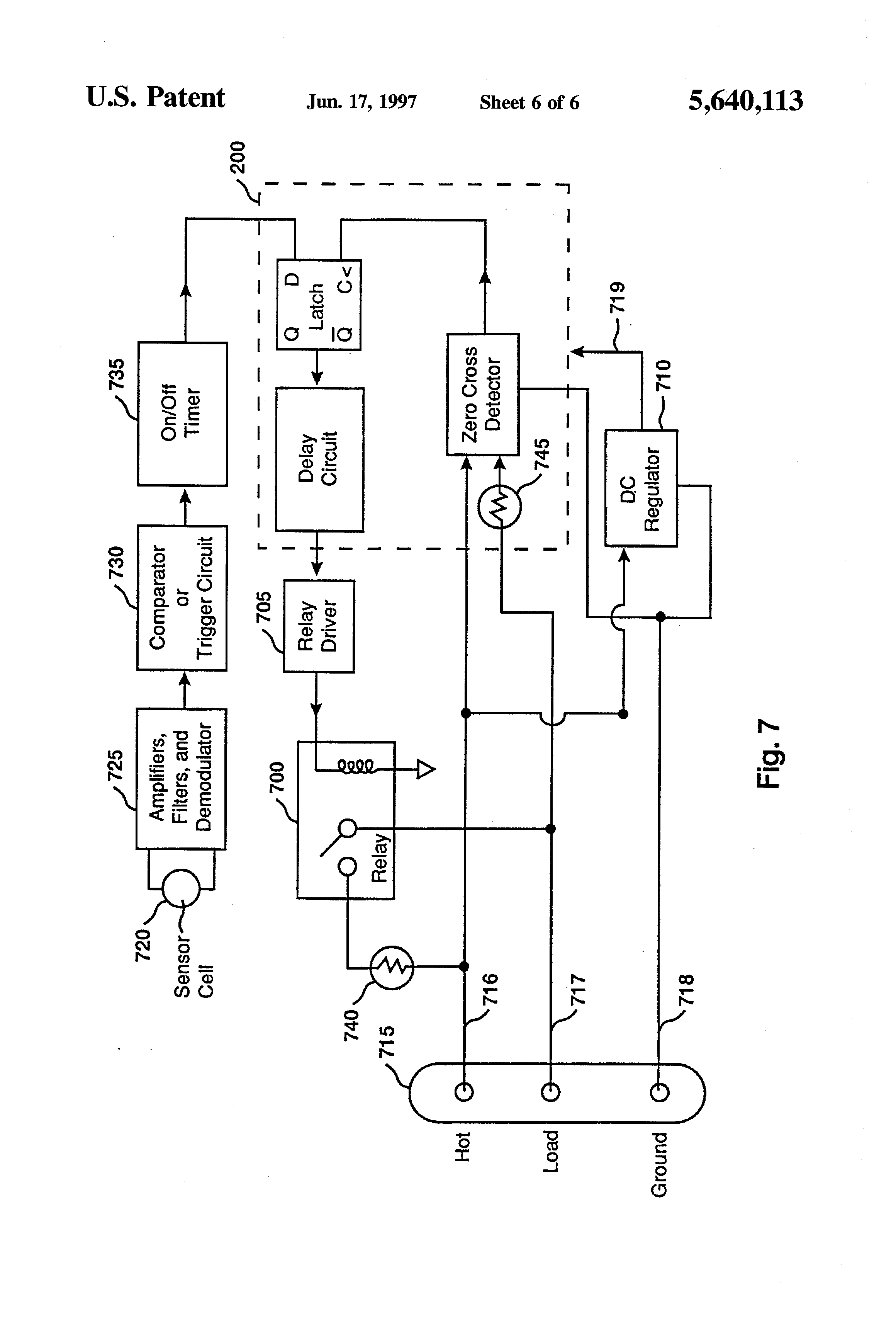 patent us5640113