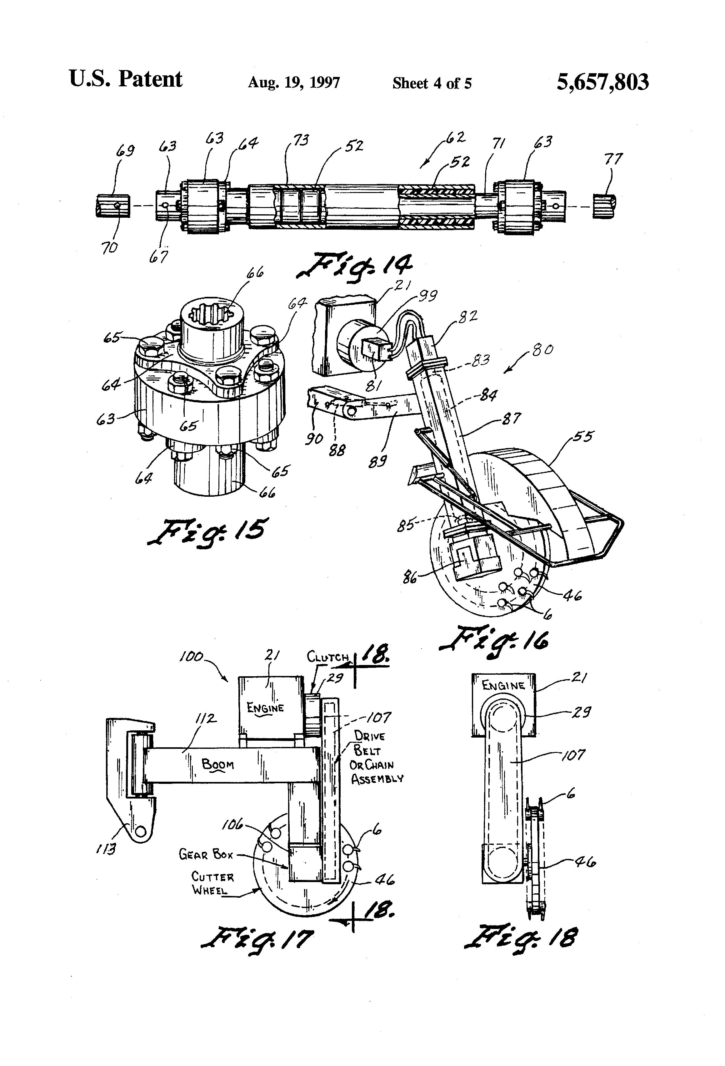 vermeer wood chipper parts diagram