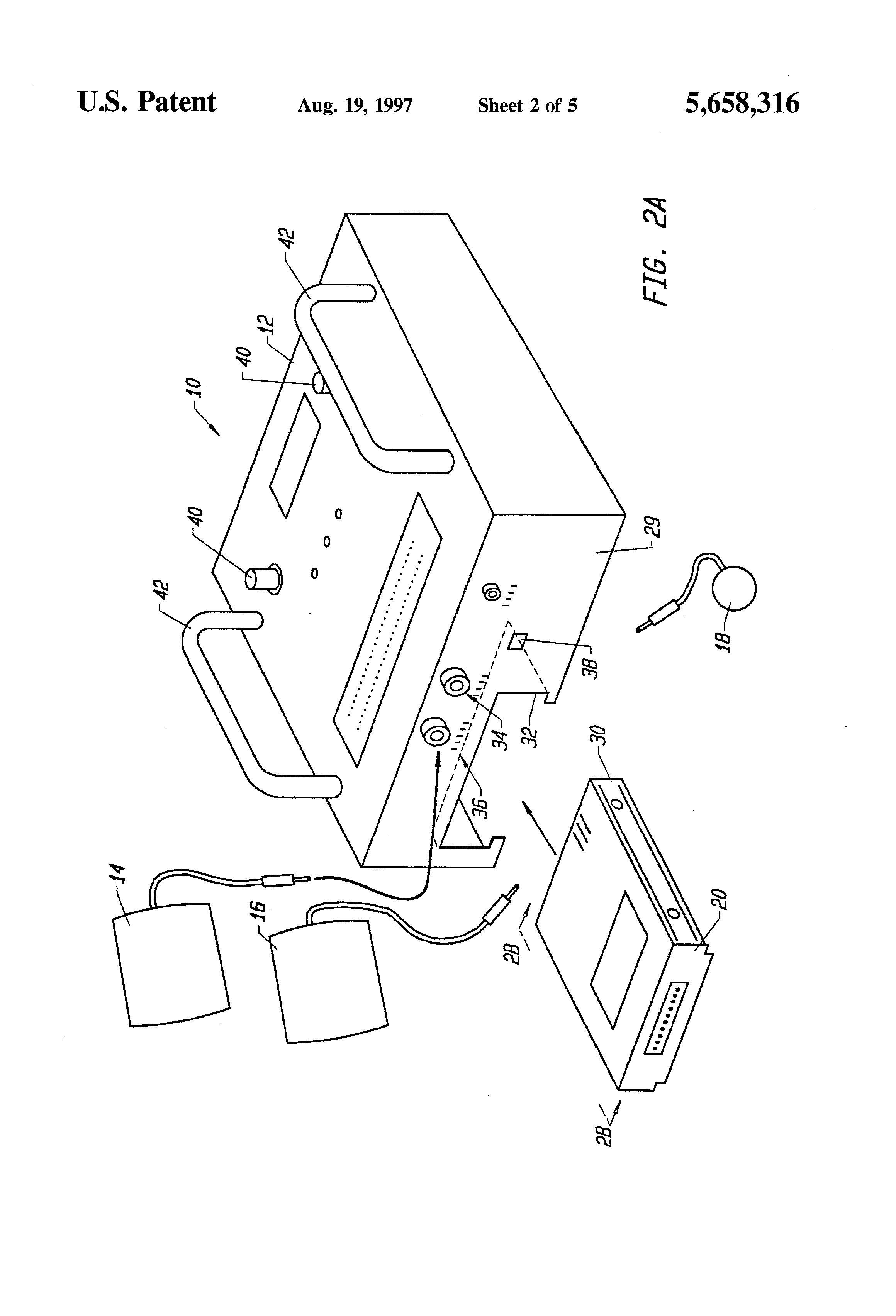 patent us5658316