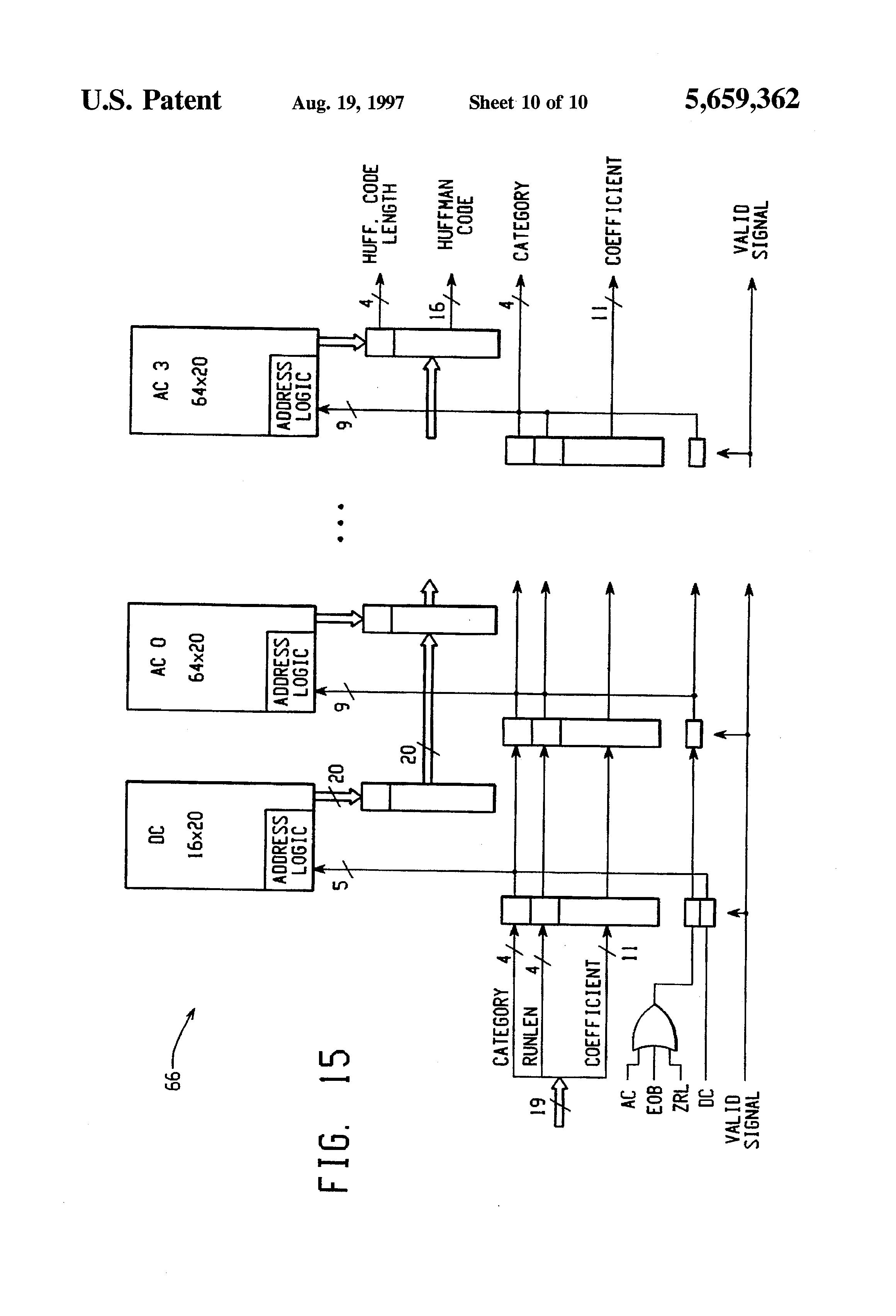 patent us5659362