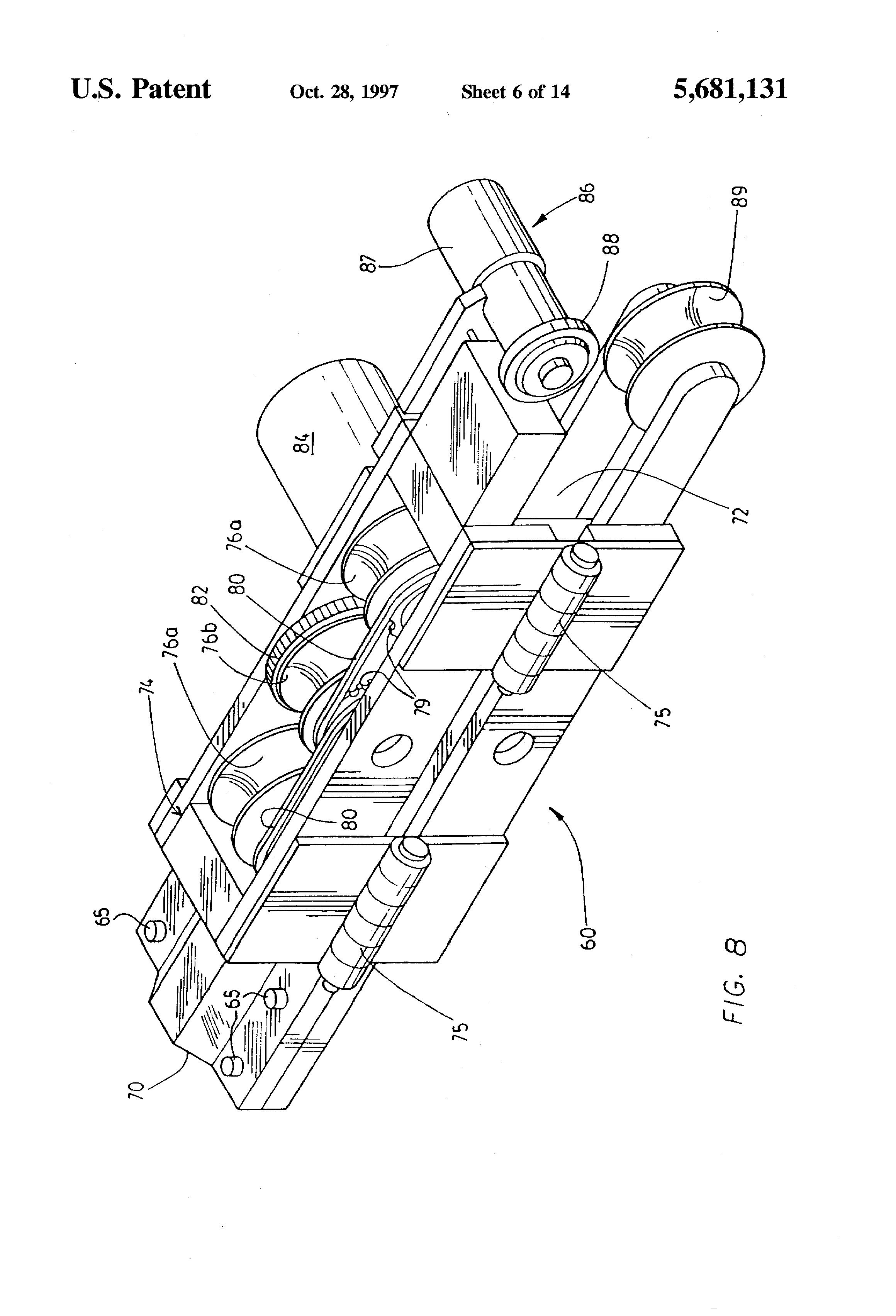 patent us5681131
