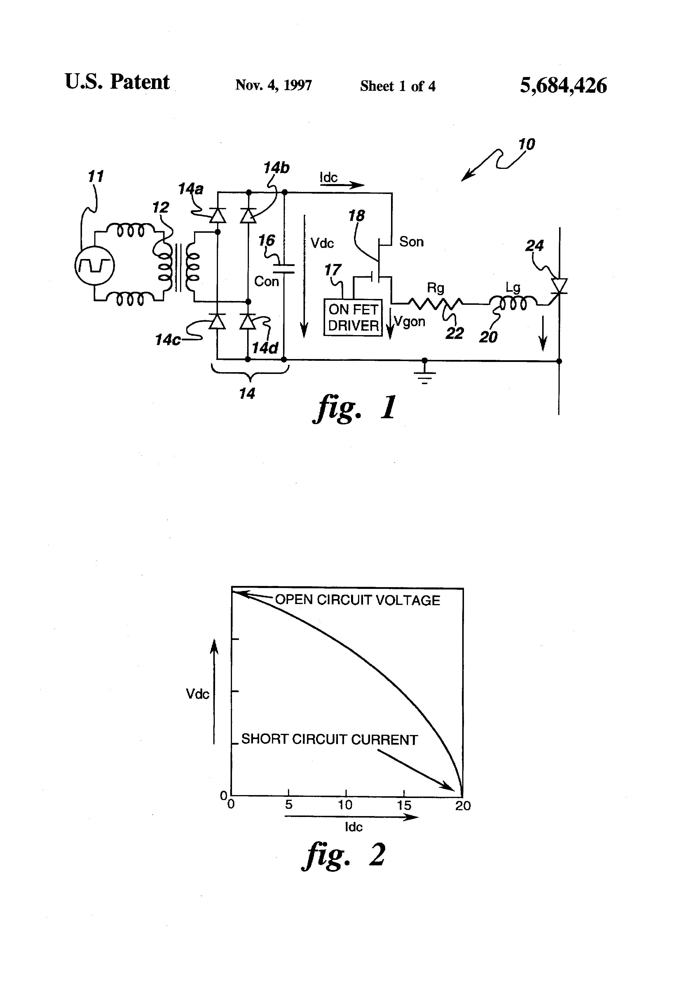 patent us5684426