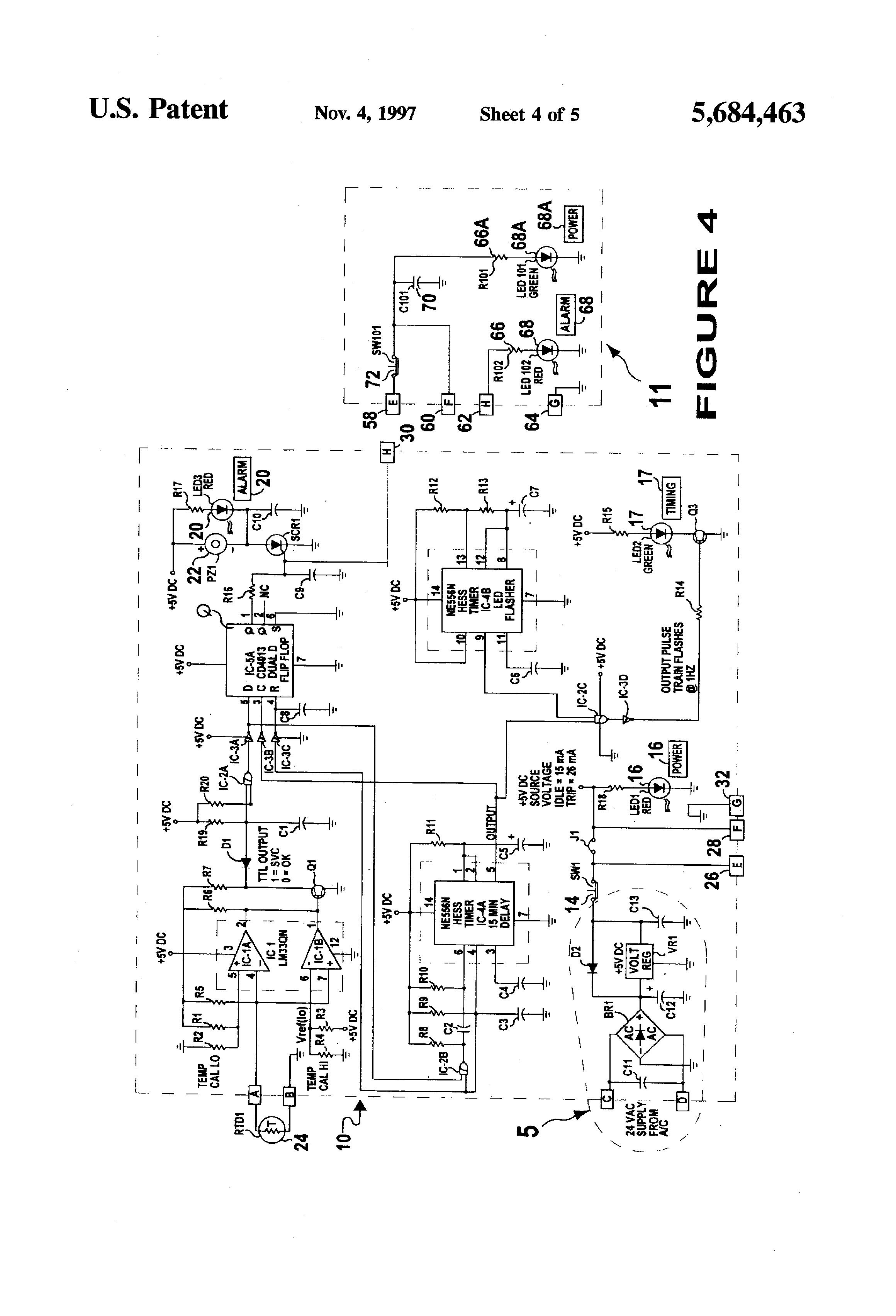 patent us5684463