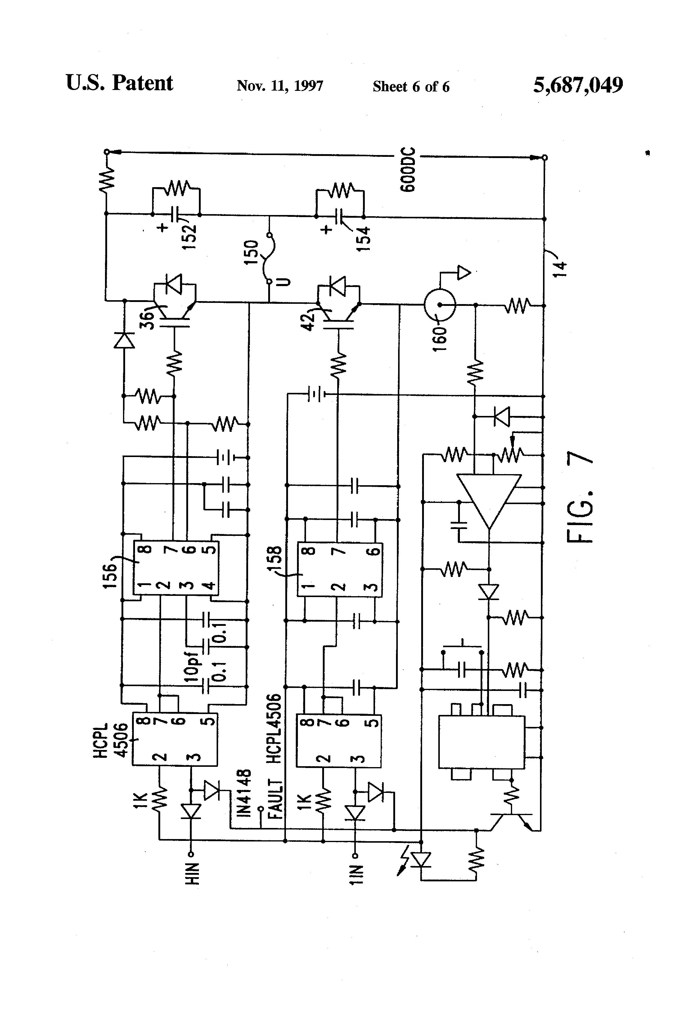 patent us5687049