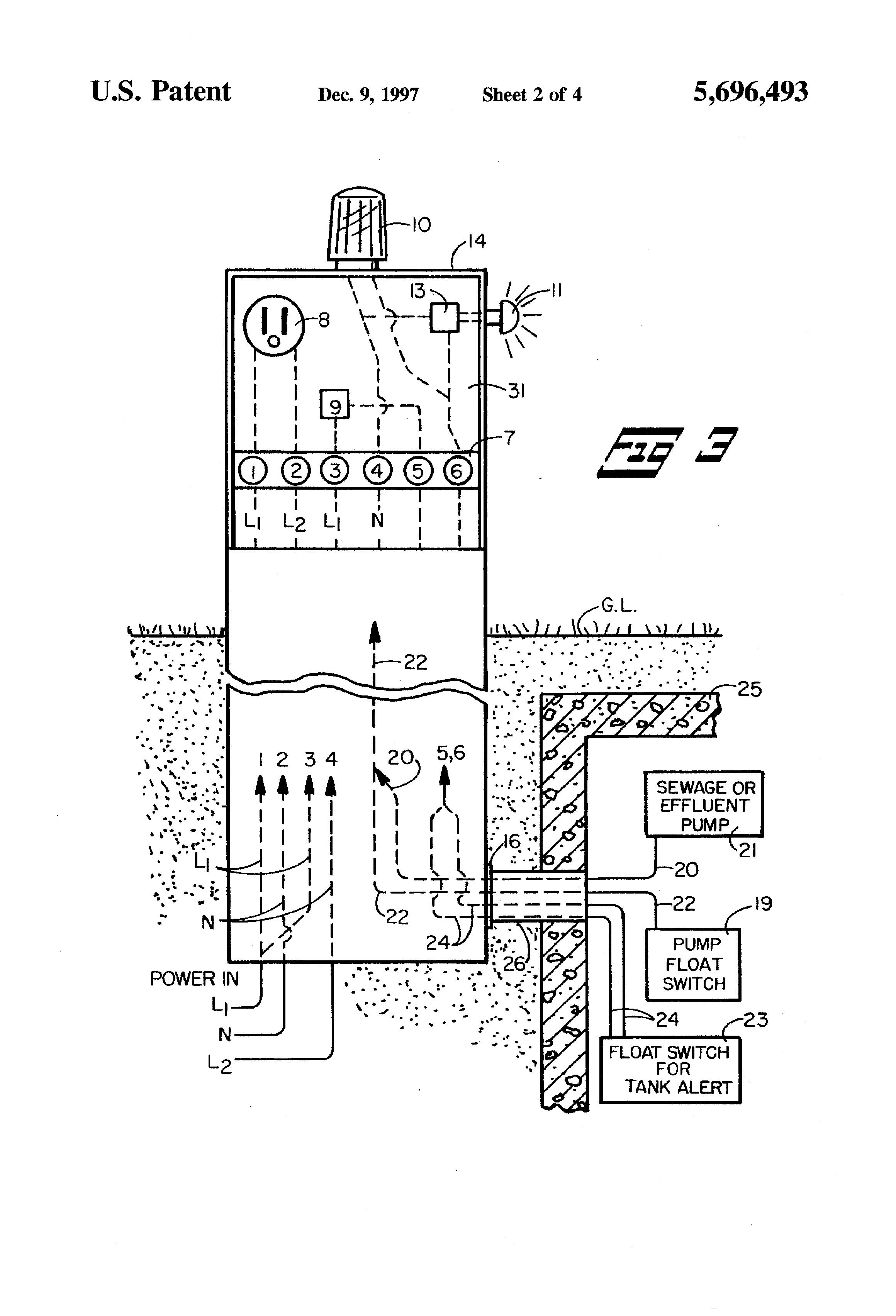 patent us5696493