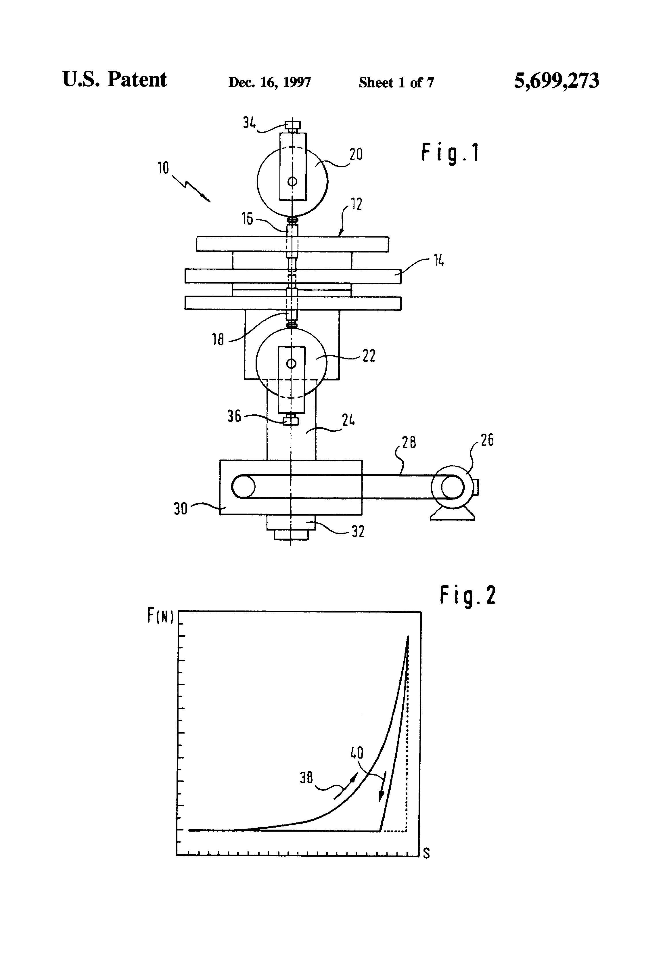 patent us5699273
