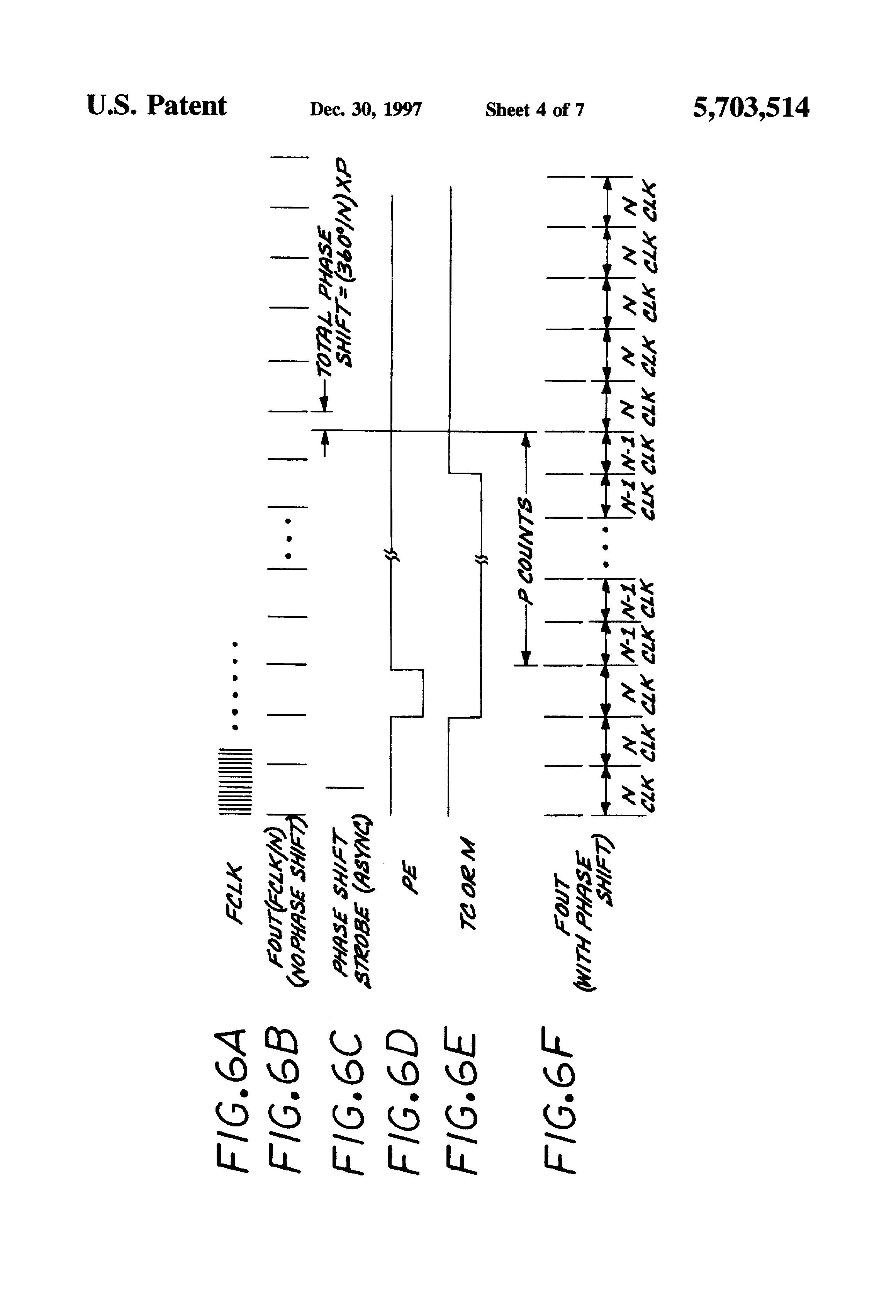 patent us5703514