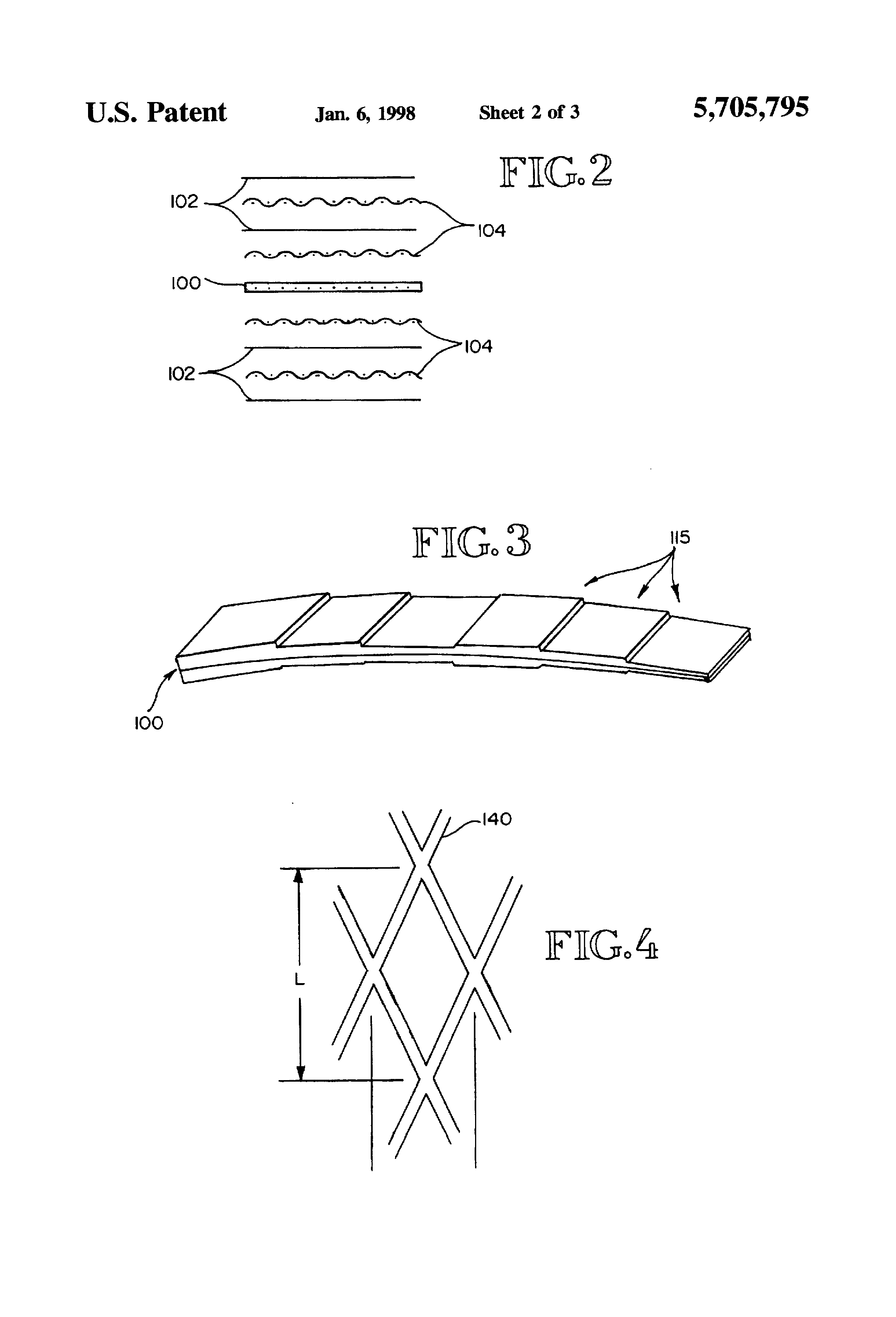 Patent Us5705795 Gap Filling For Thermoplastic Welds
