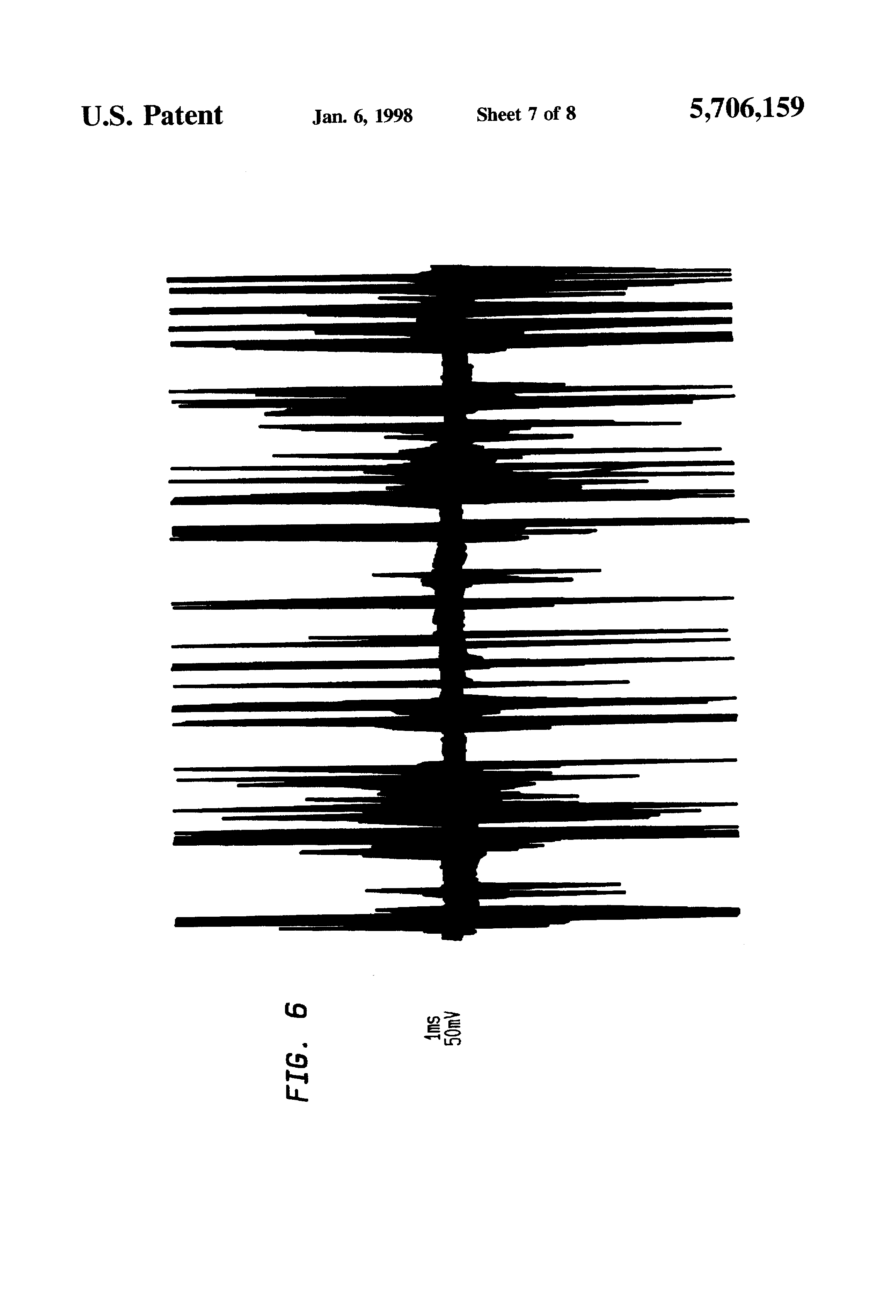 US5706159A - Circuit interrupter including an electric arc ...