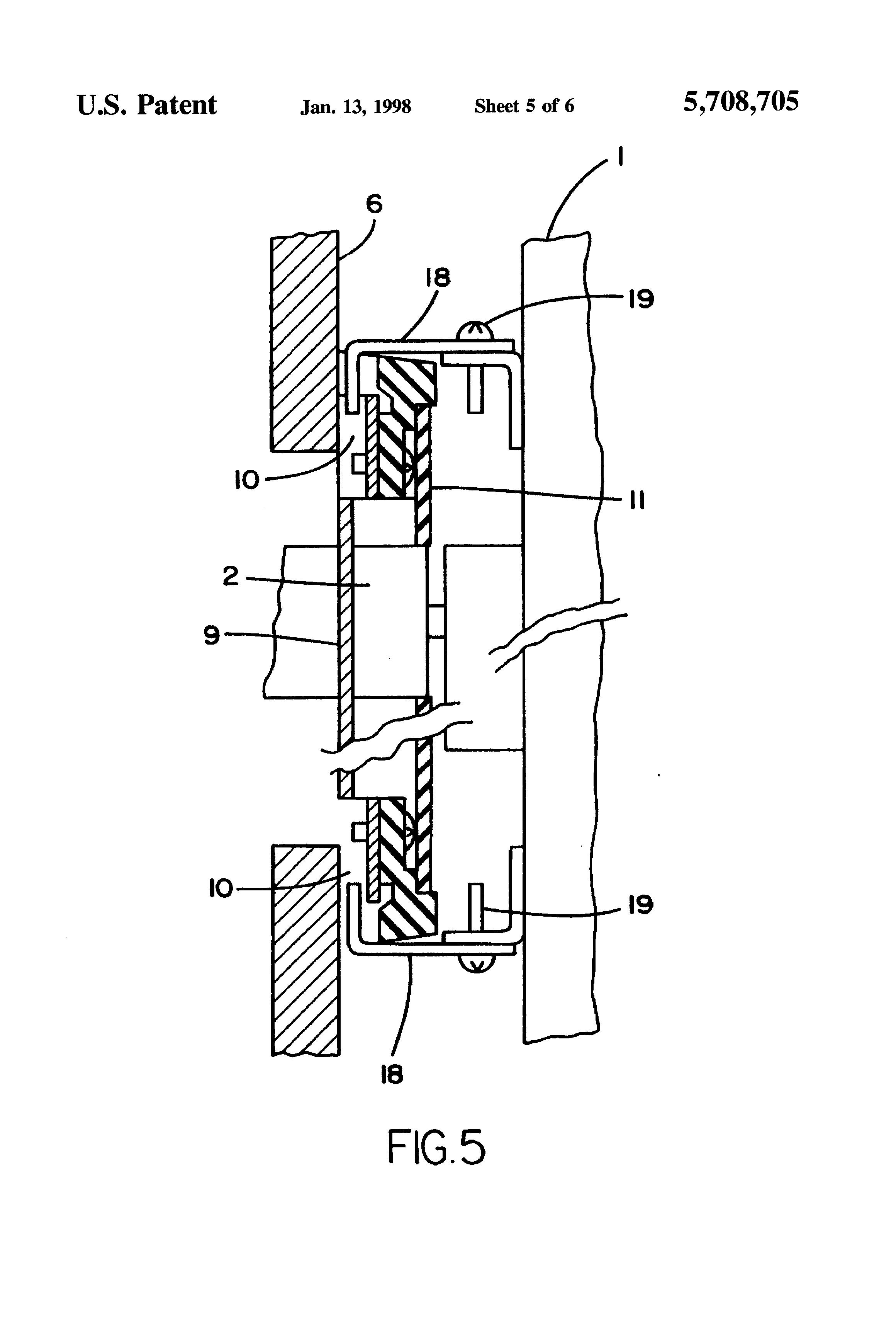 patent us5708705