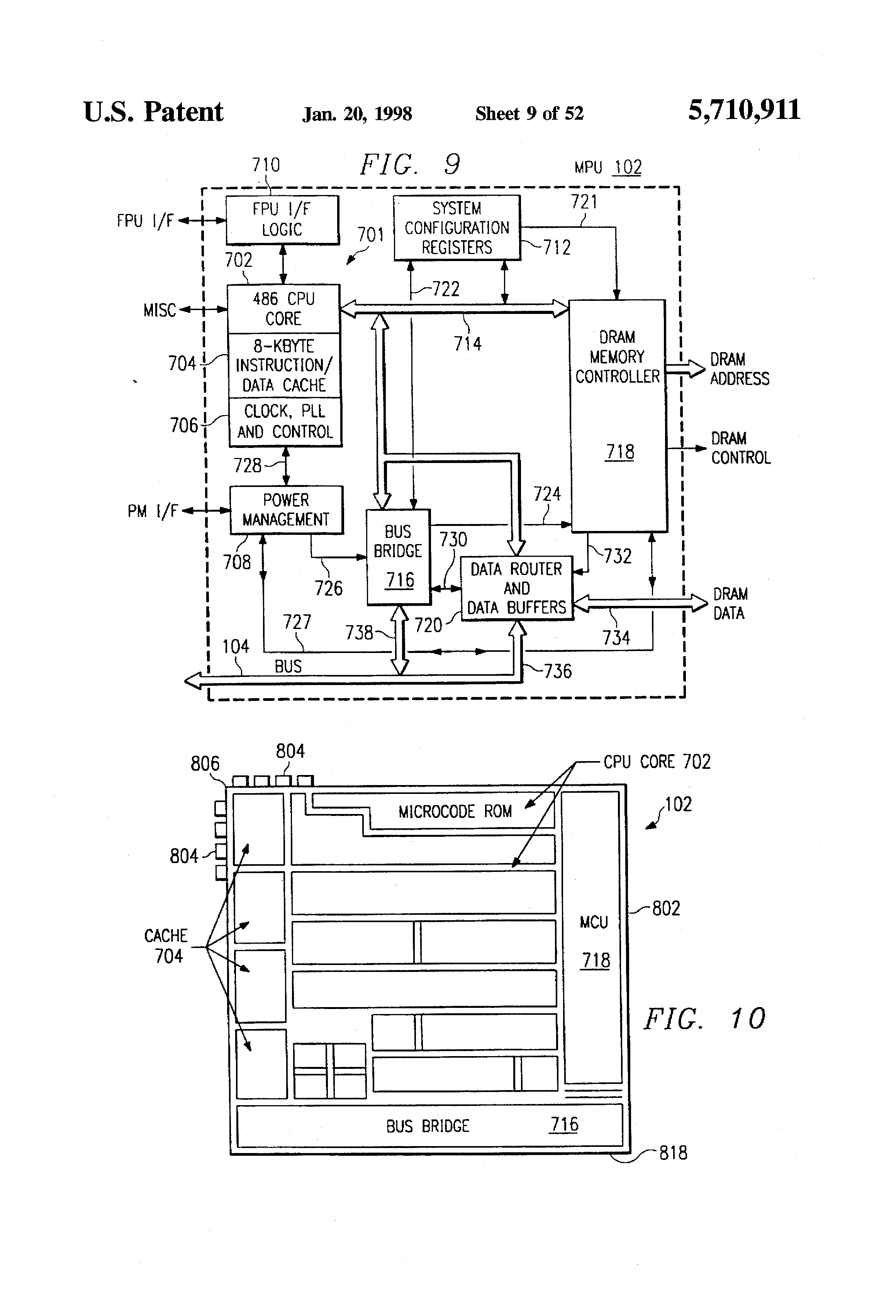 patent us5710911 clock control circuits systems and methods rh google com pg