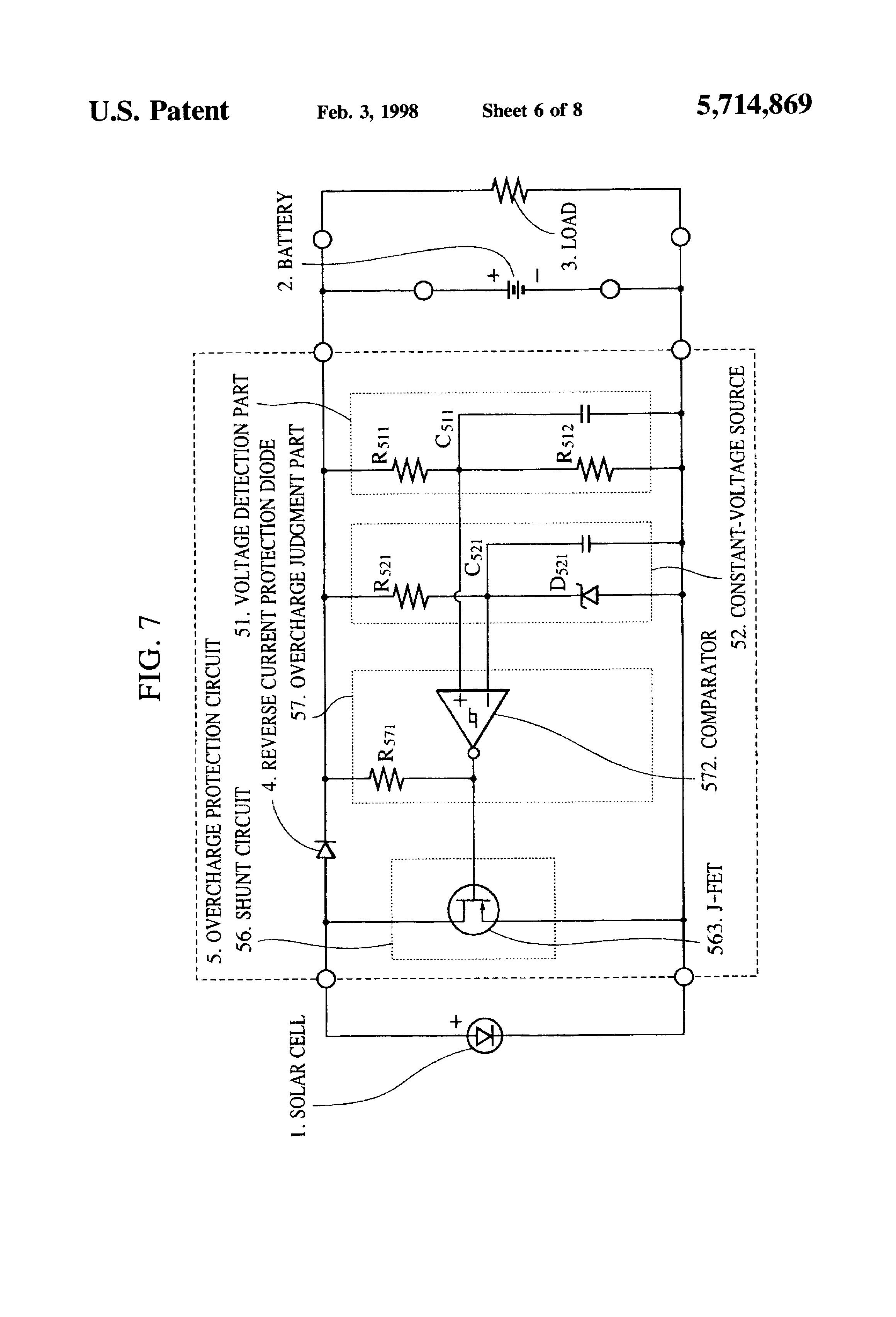 patent us5714869