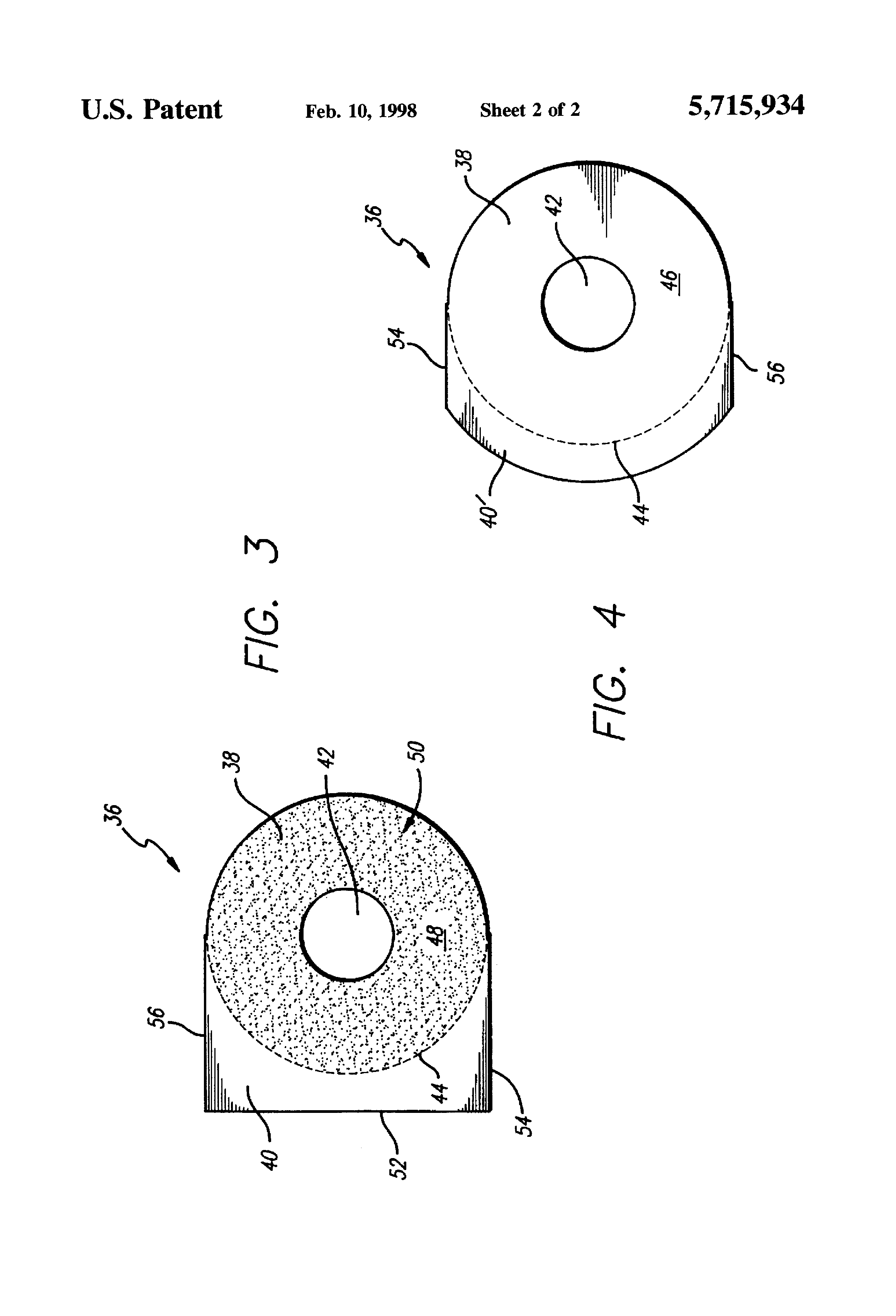 Patent Us5715934 Cd Rom Label With Positioning Means Google Patenten