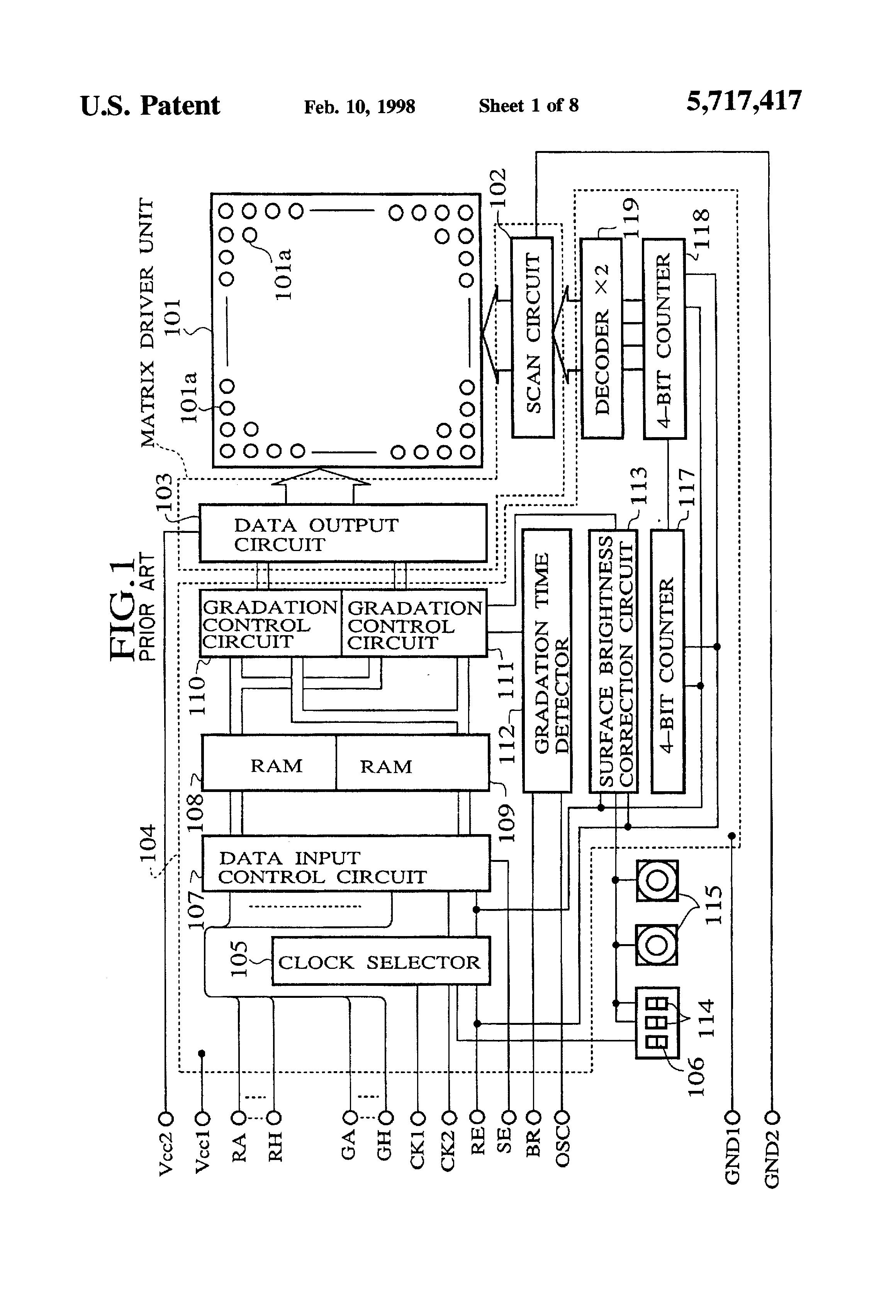 patent us5717417