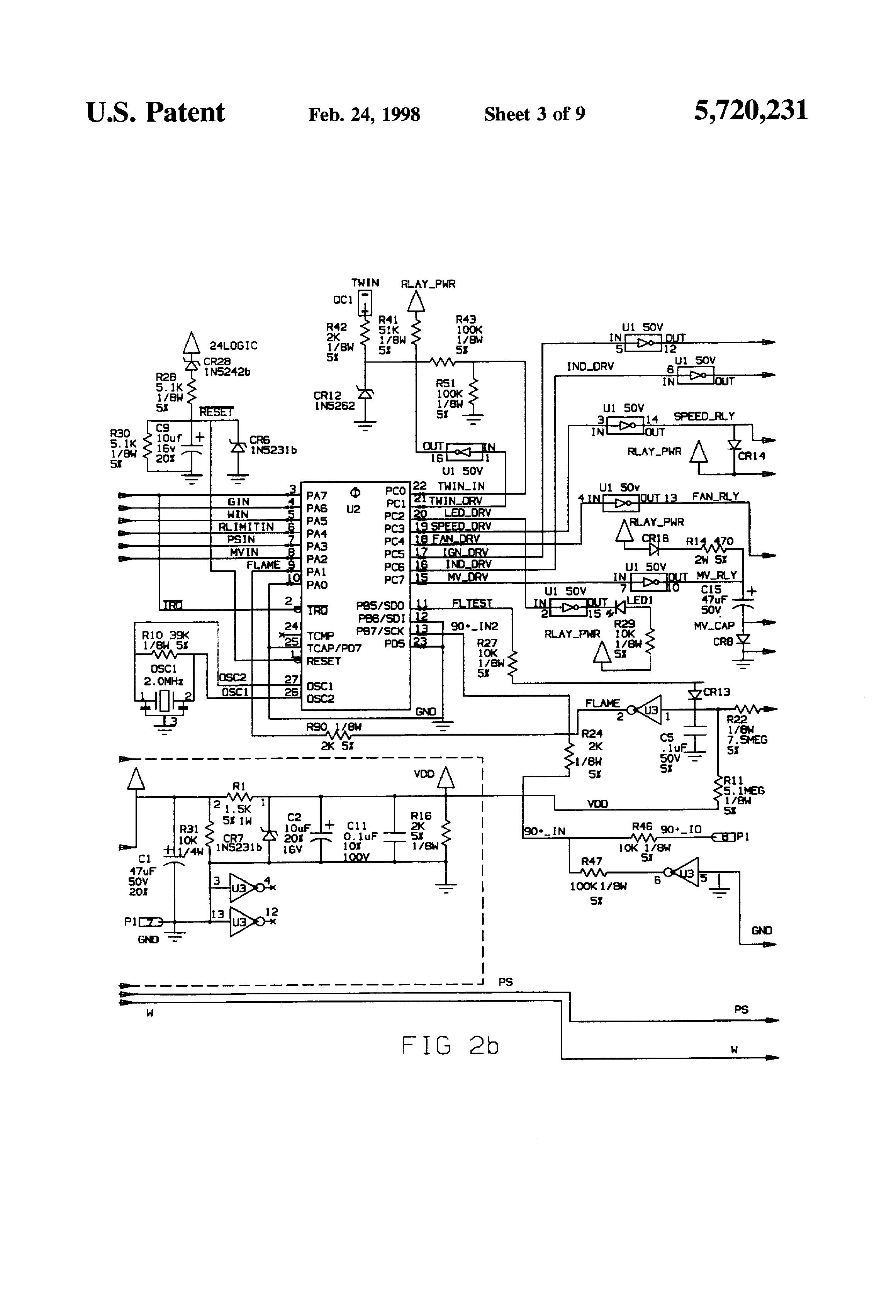 patent us5720231