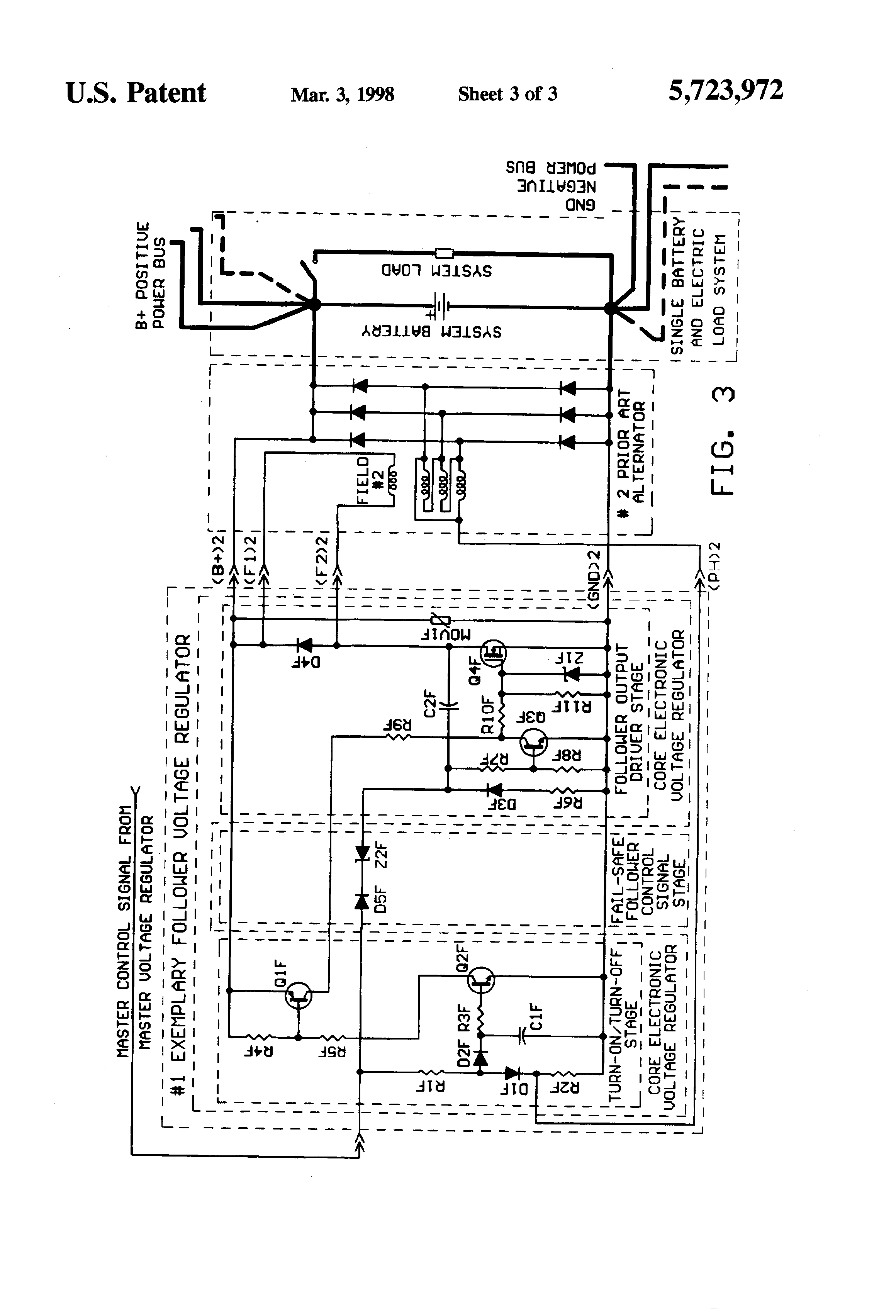50dn alternator diagram