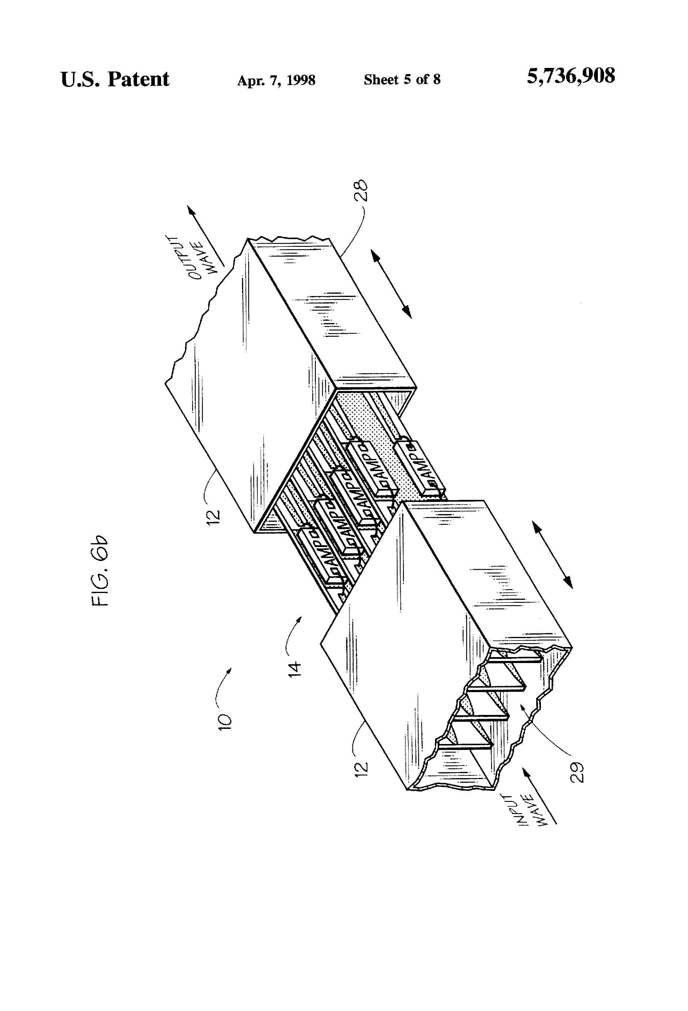 patent us5736908