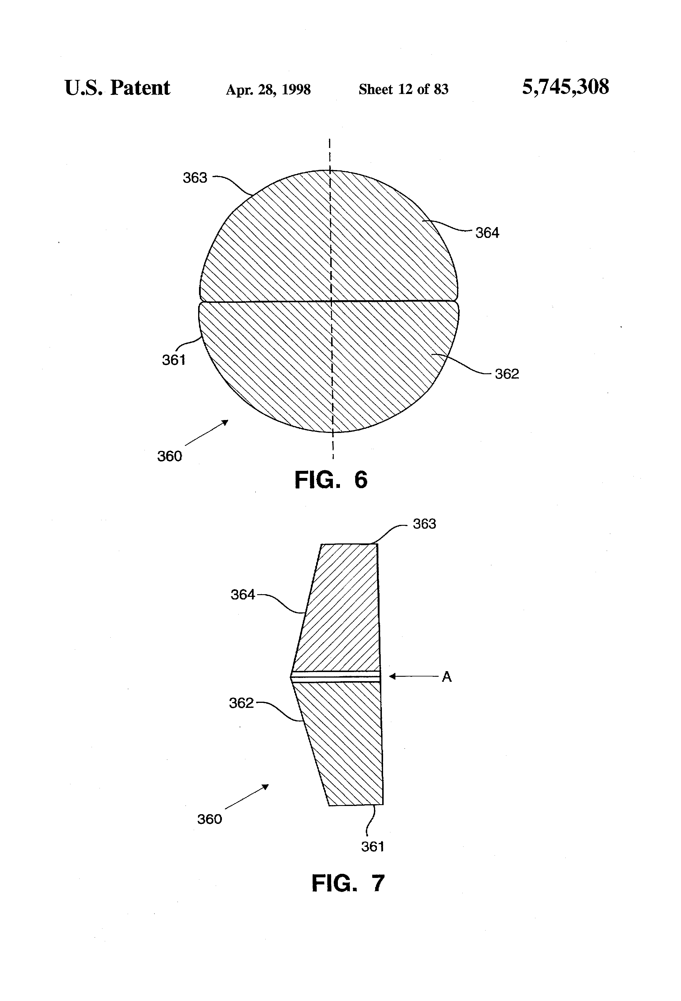 Patent Us5745308 Methods And Apparatus For An Optical Illuminator Simple 15v Regulated Power Supply Circuit Powersupplycircuit Drawing